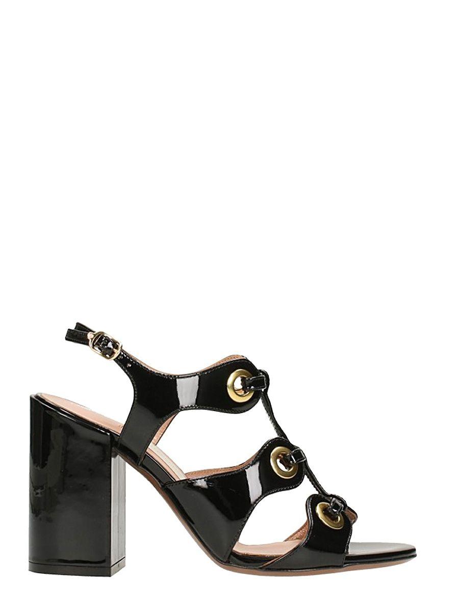 L Autre Chose Open toe eyelet sandals uKIMvg