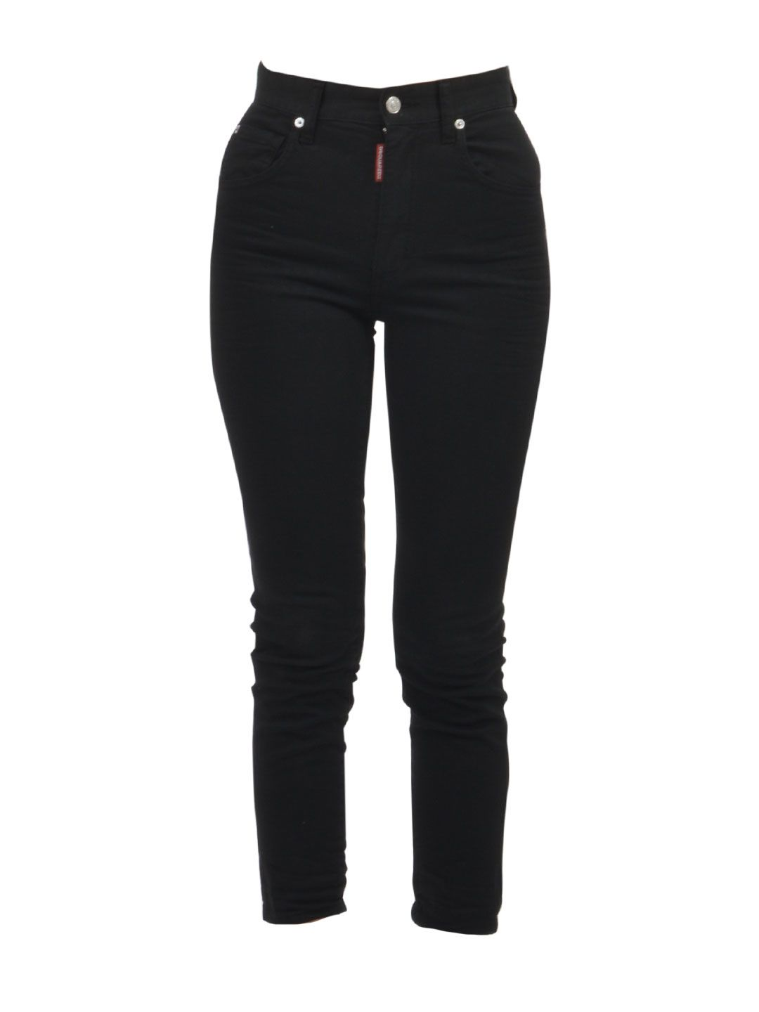 Dsquared2 Cropped Twiggy Jeans 10240782