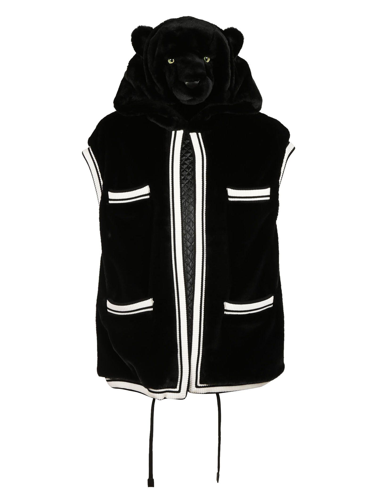 Dolce & Gabbana Panther Vest ...
