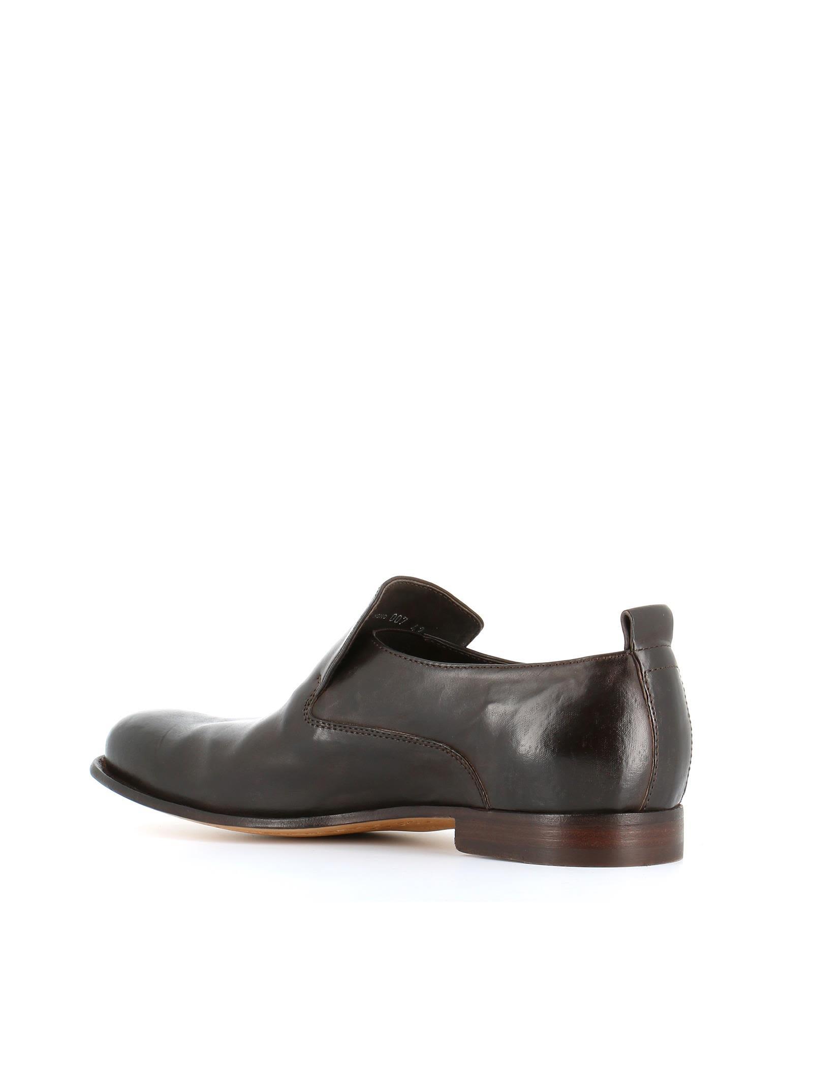Créatif Officine Mono-007 Chaussures De Pantoufles Classiques BHPMJ6n623