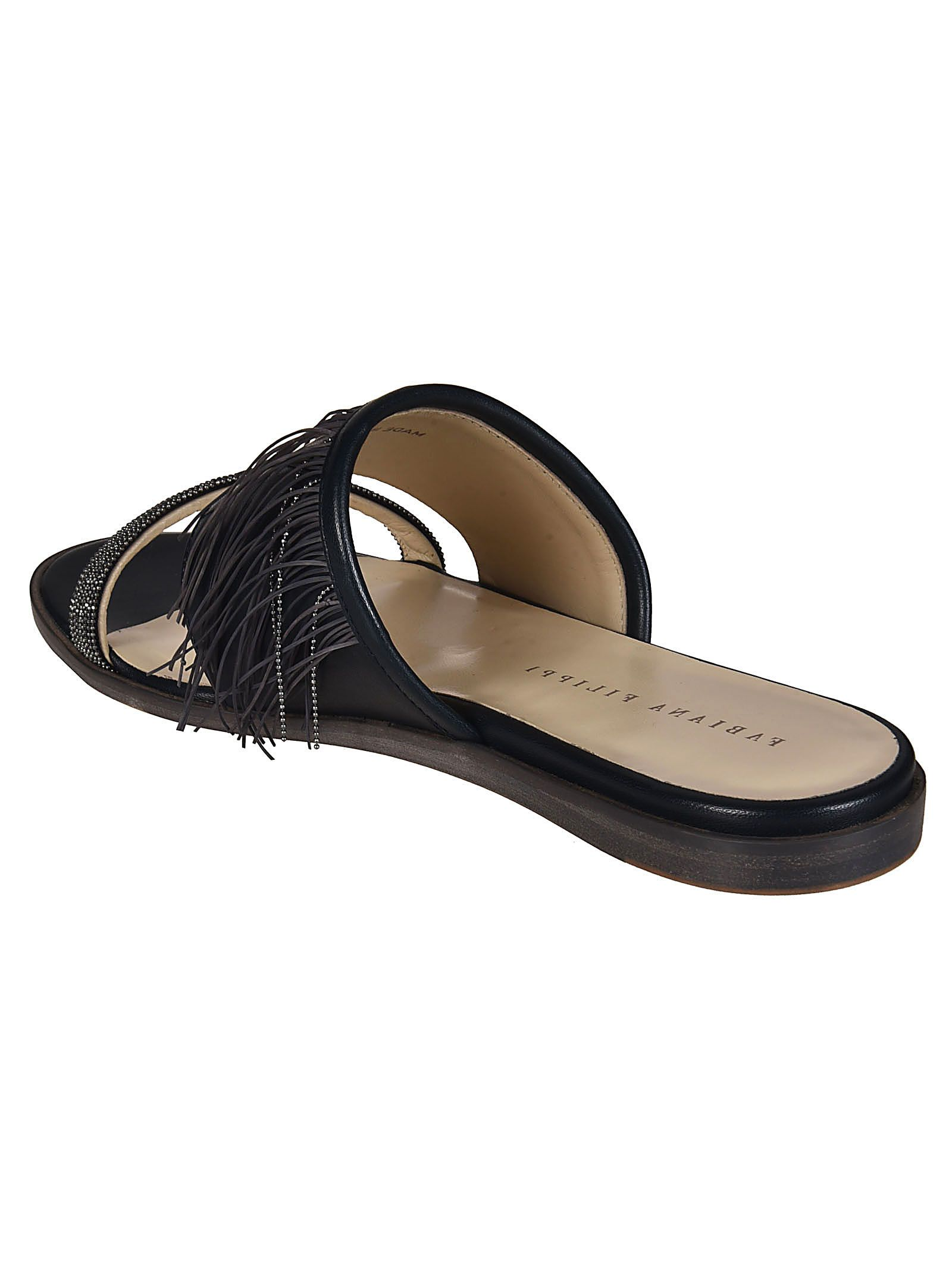 Fabiana Filippi Noble Summer Sliders Clearance Sneakernews Discount New Styles Clearance Manchester Great Sale xOrDed