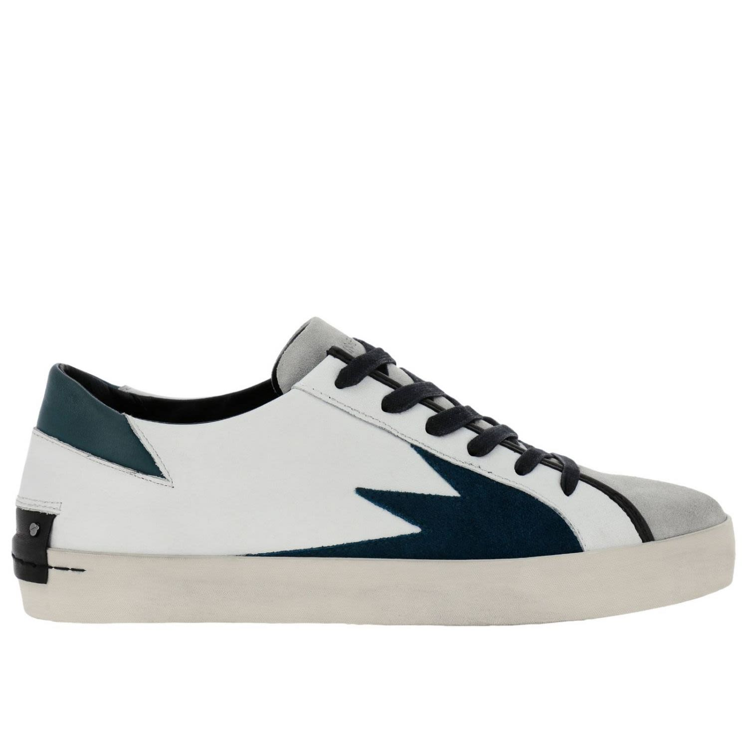 CRIME LONDON Crime London Sneakers Shoes Men Crime London in White