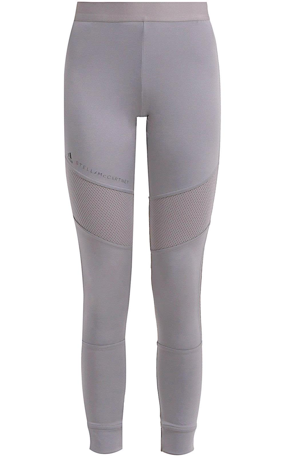 22c2859315ce Adidas By Stella Mccartney Performance Essential Leggings In Grigio ...