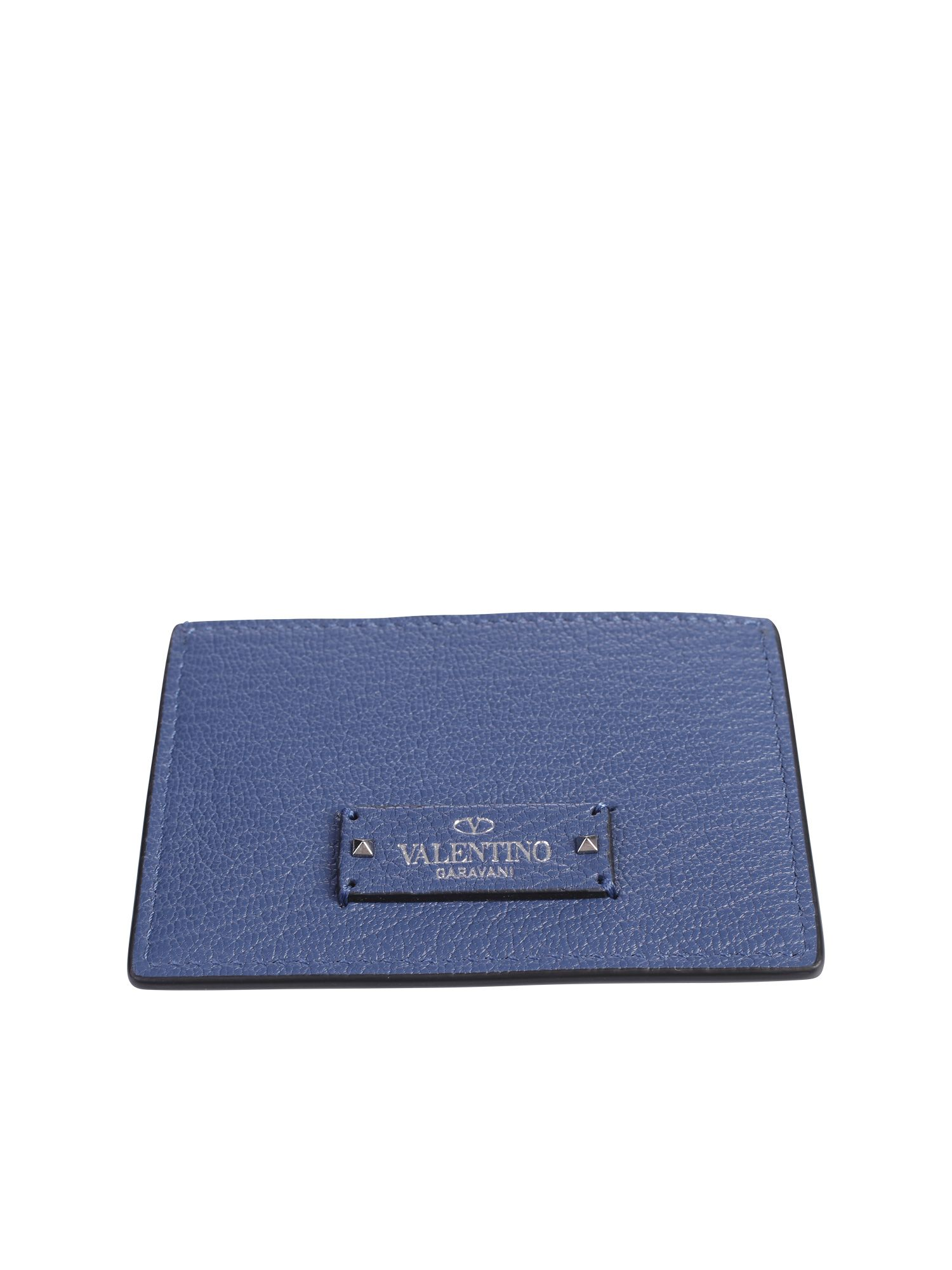 VALENTINO LEATHER CARDS HOLDER