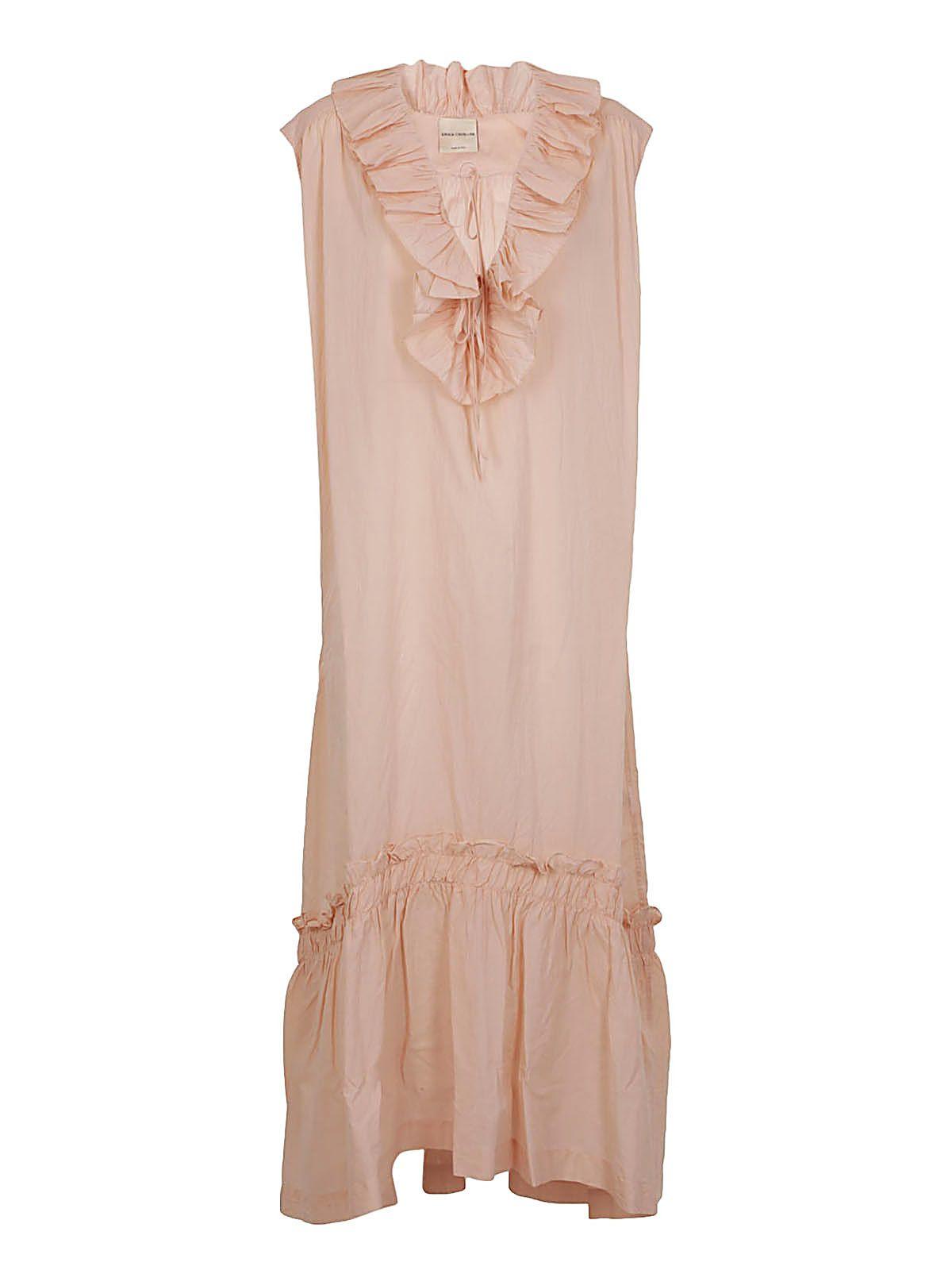 Erika Cavallini Ruffled Dress 10553080