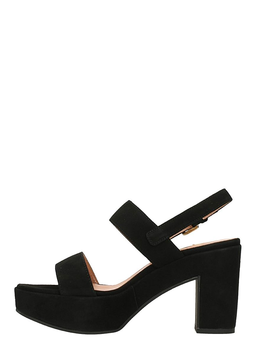 slingback sandals - Black L'autre Chose