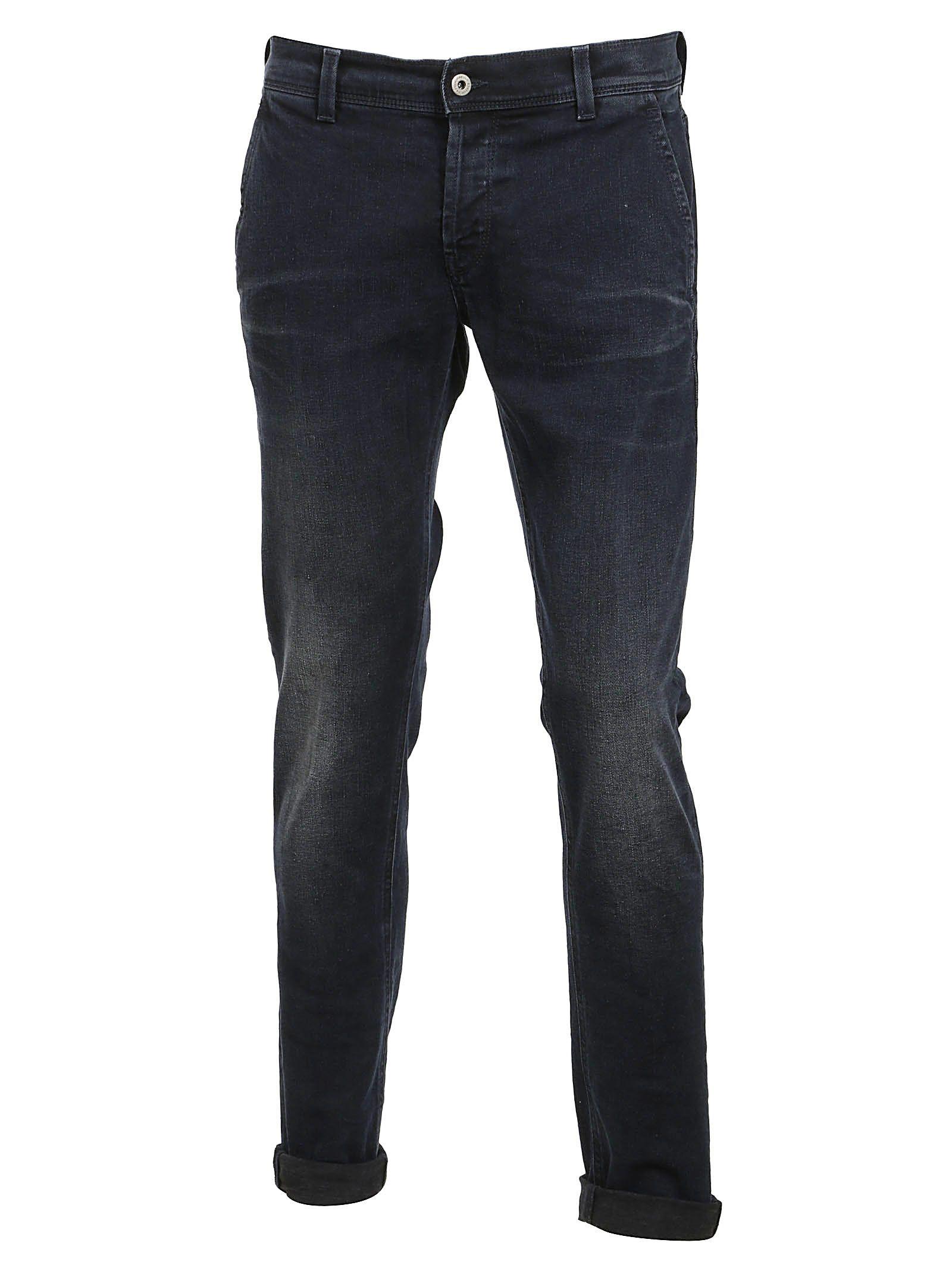 Dondup Straight Leg Jeans