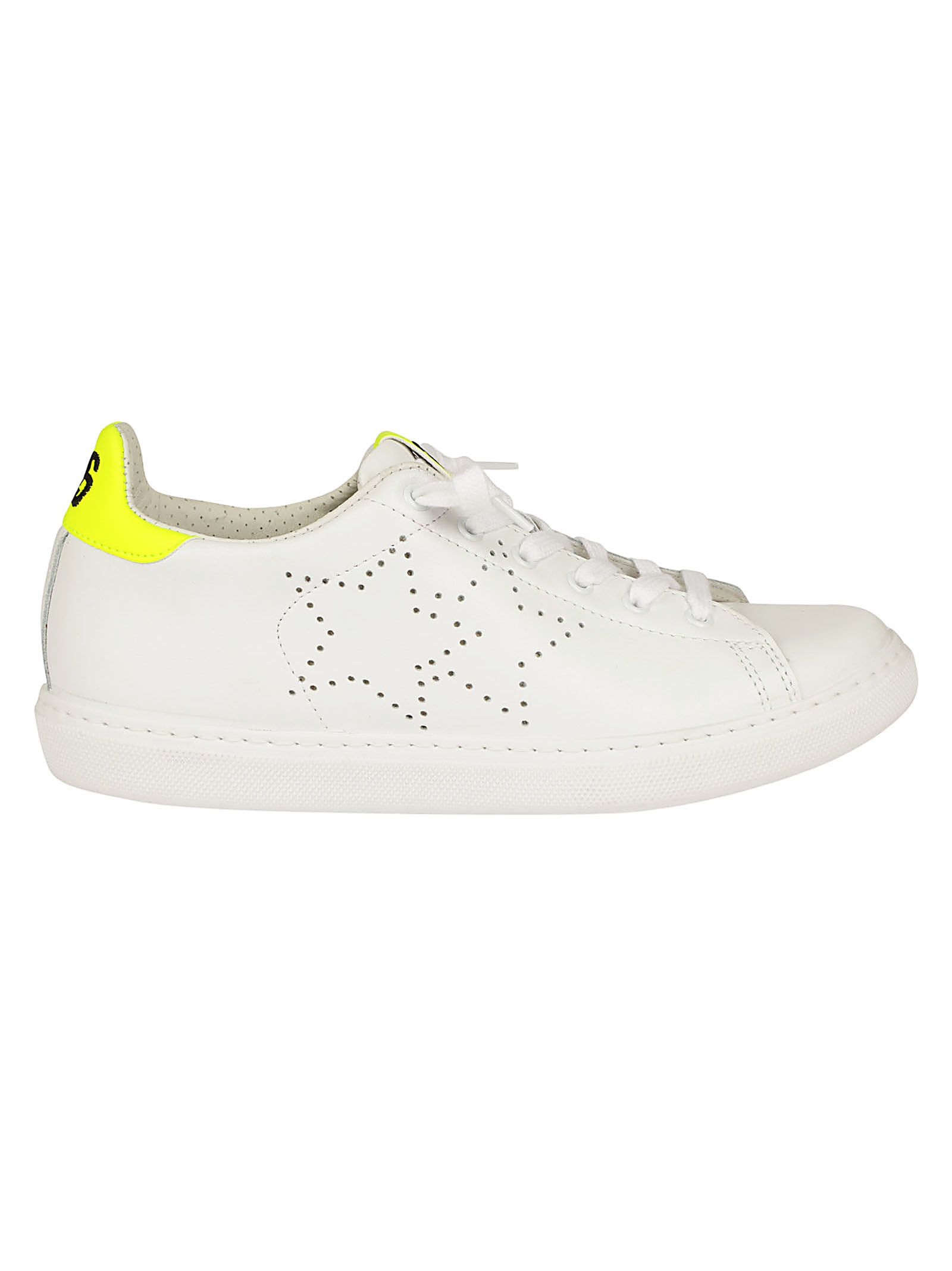 2star female 2star star perforated sneakers
