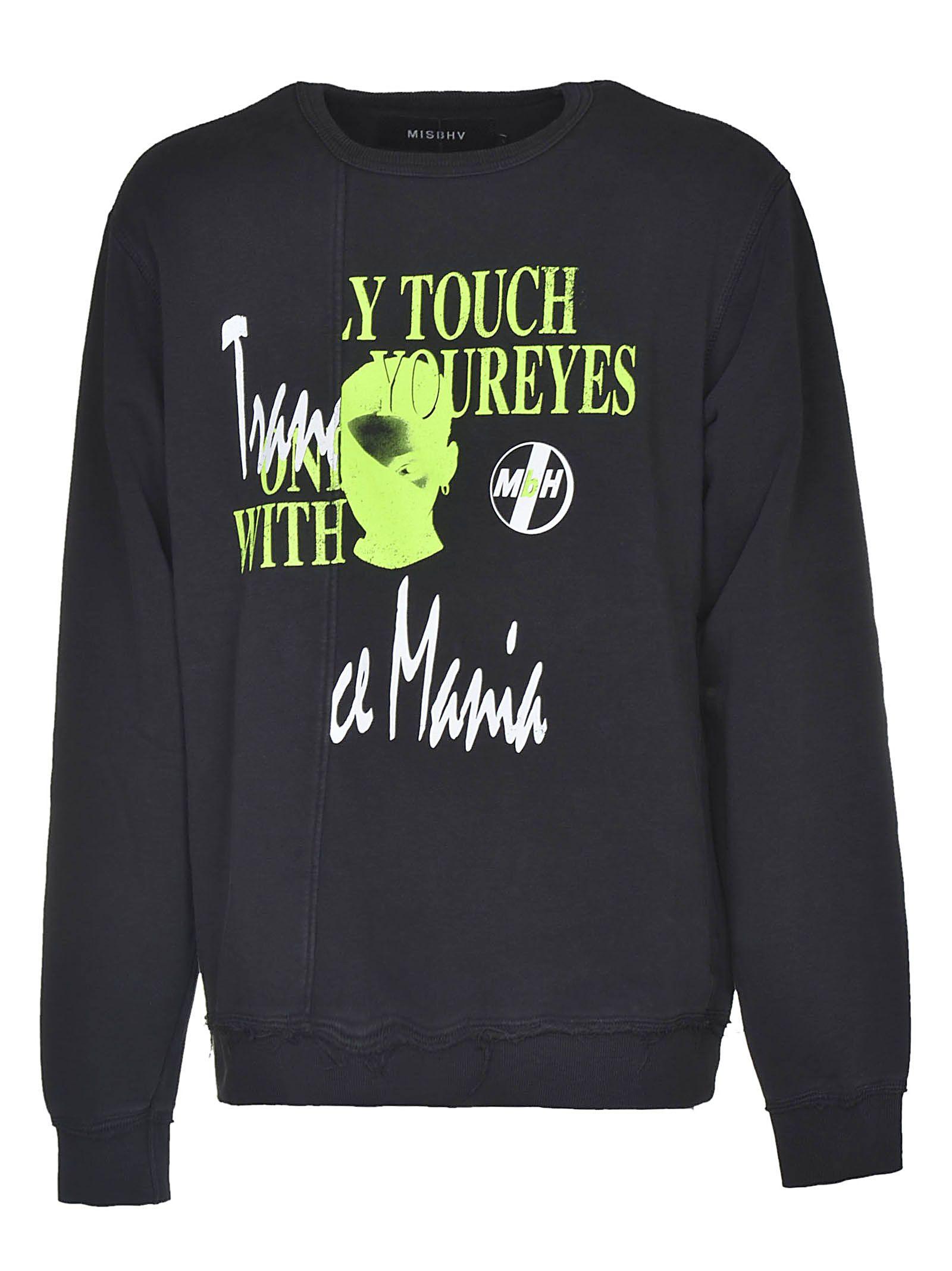 Misbhv Printed Sweatshirt
