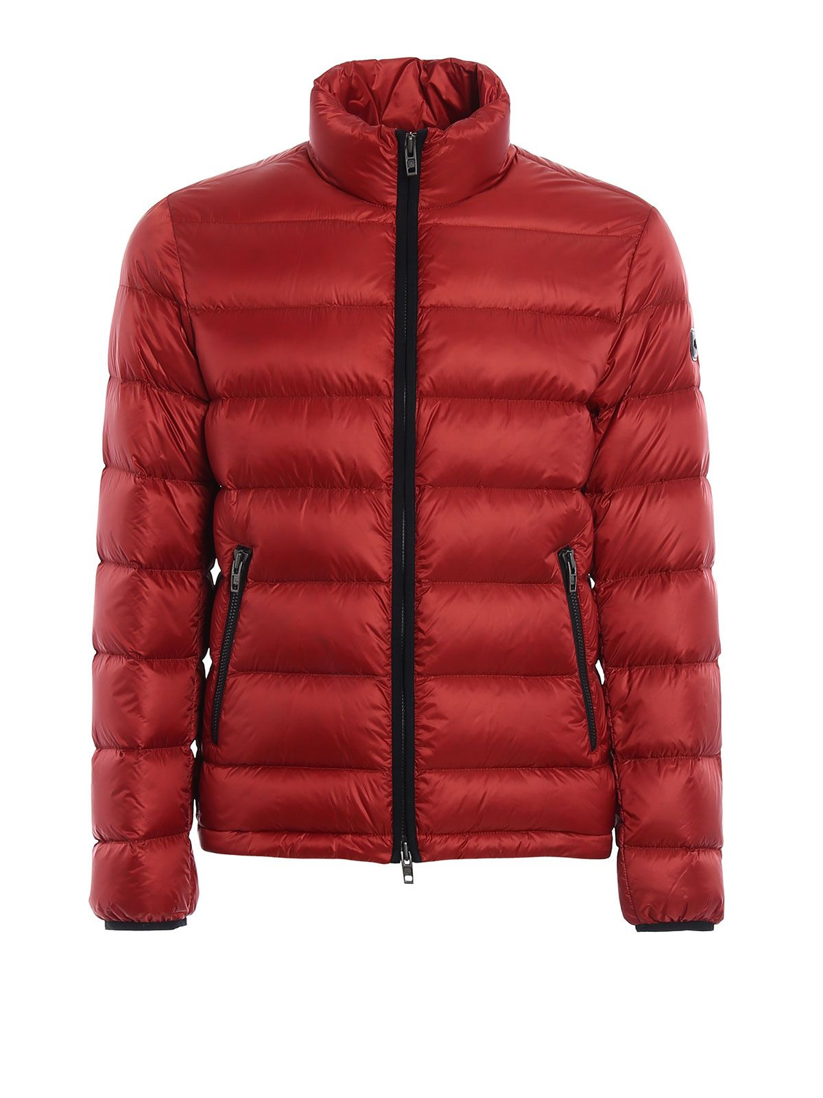 Matte Nylon Quilted Padded Jacket 8558253