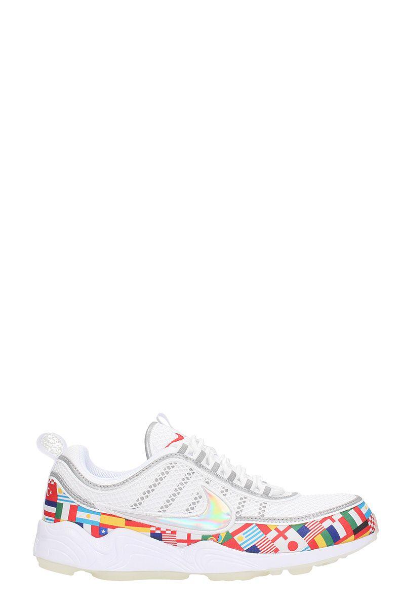 Nike Air Max 90 Air Zoom Spiridon International Flag Sneakers