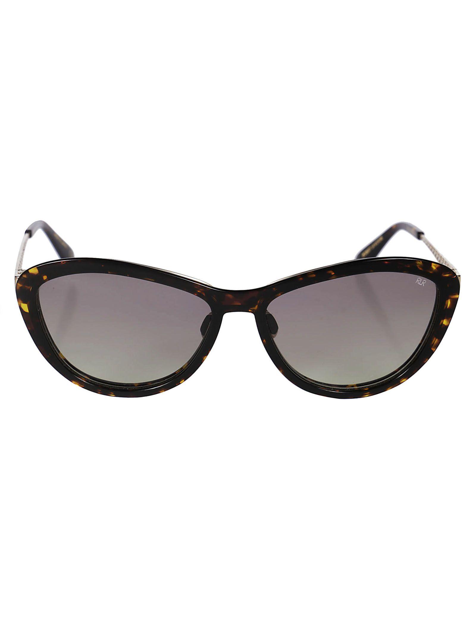 ROBERT LA ROCHE Robert Laroche Vintage Sunglasses in Tort/Black