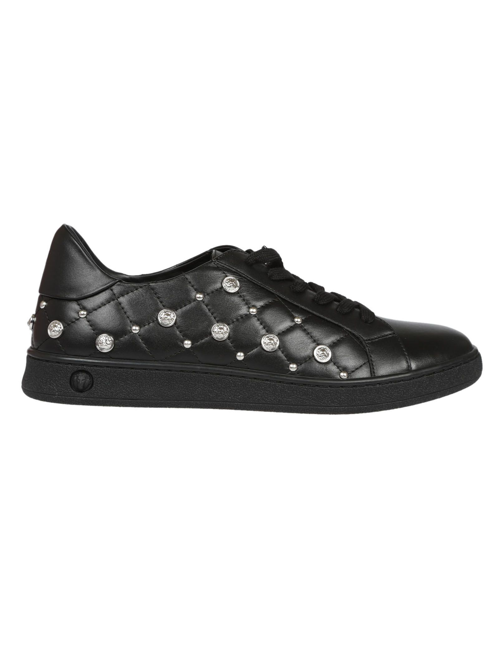 studded detail sneakers - Black Versus