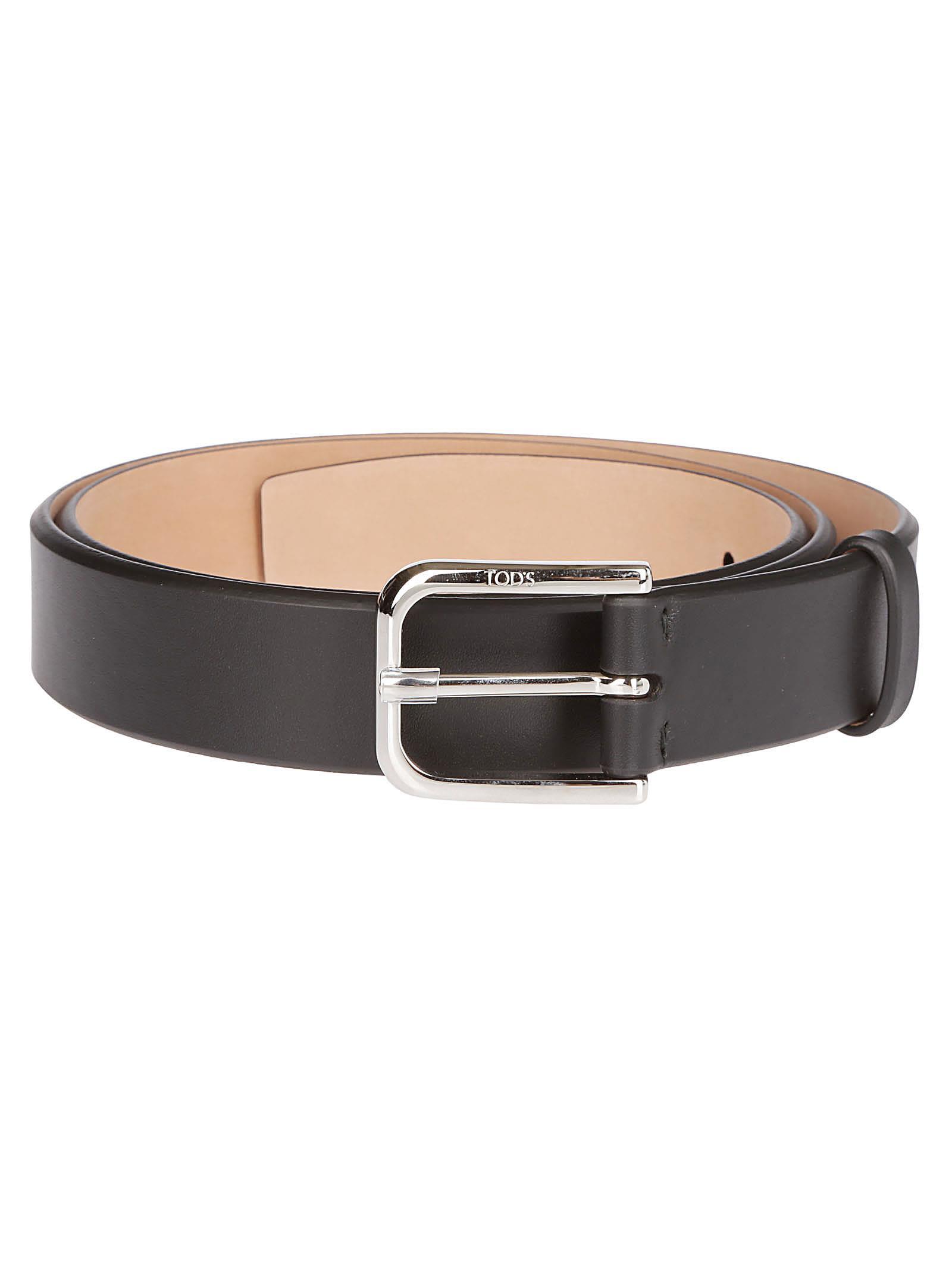Tod's Vintage Buckled Belt