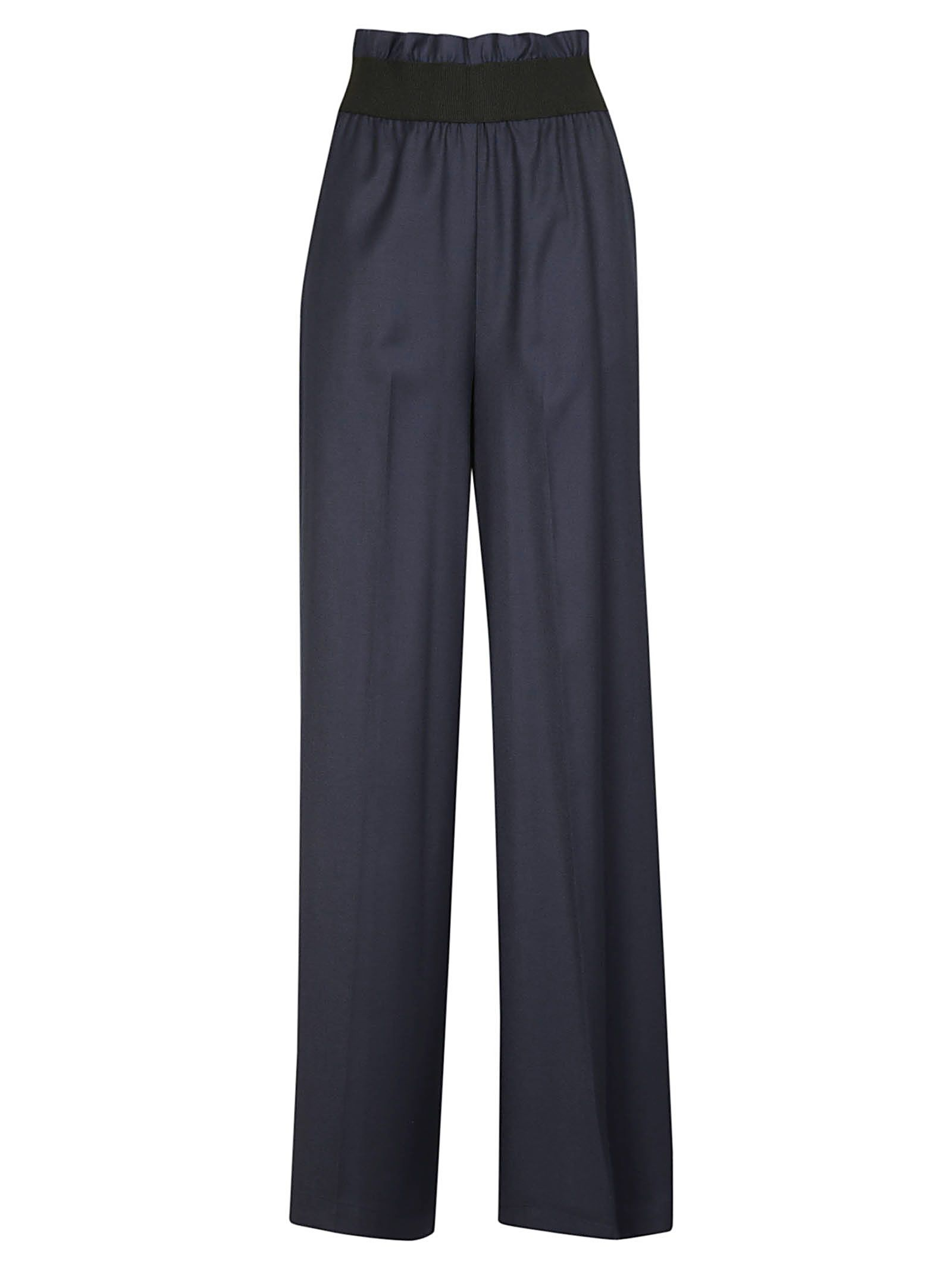 Semicouture Paperbag Waist Trousers