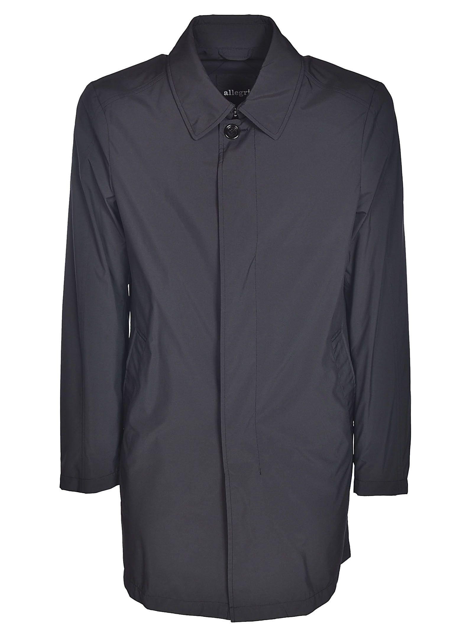 ALLEGRI Classic Coat in Black
