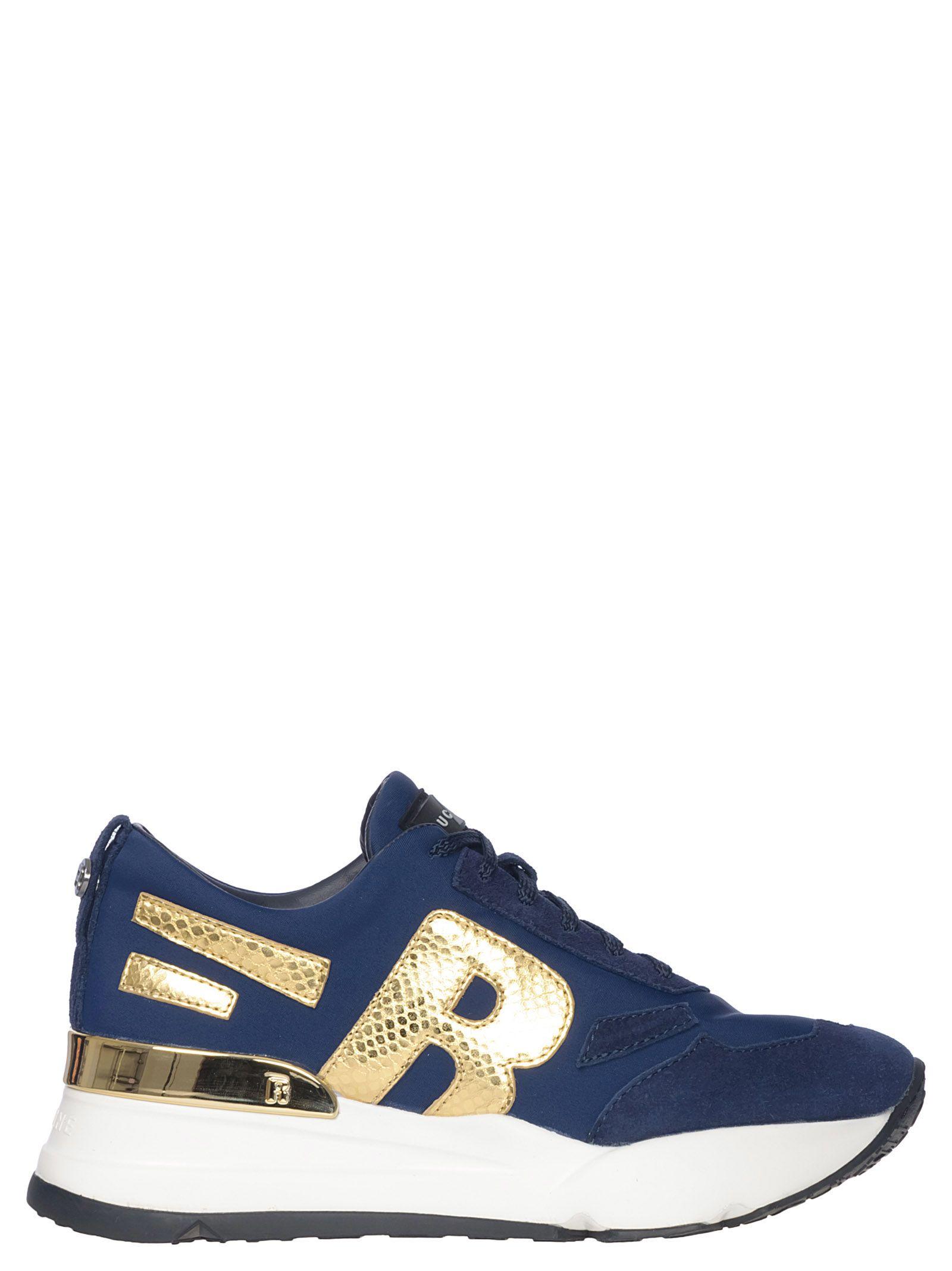 RUCO LINE Rucoline Sneakers Melog in Blu