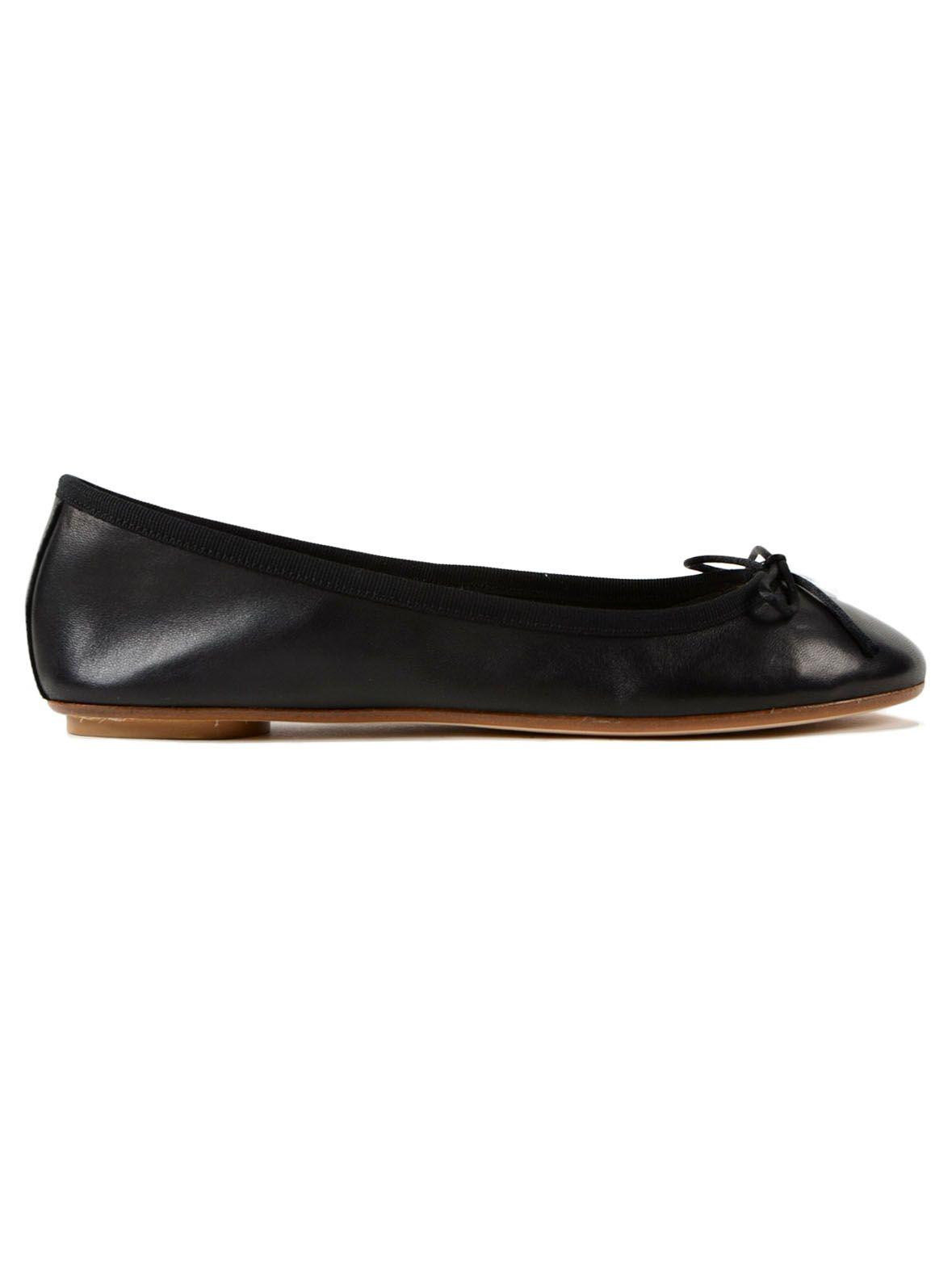 Anna Baiguera Annette Chaussures De Ballerine - Noir J8PL9pqj