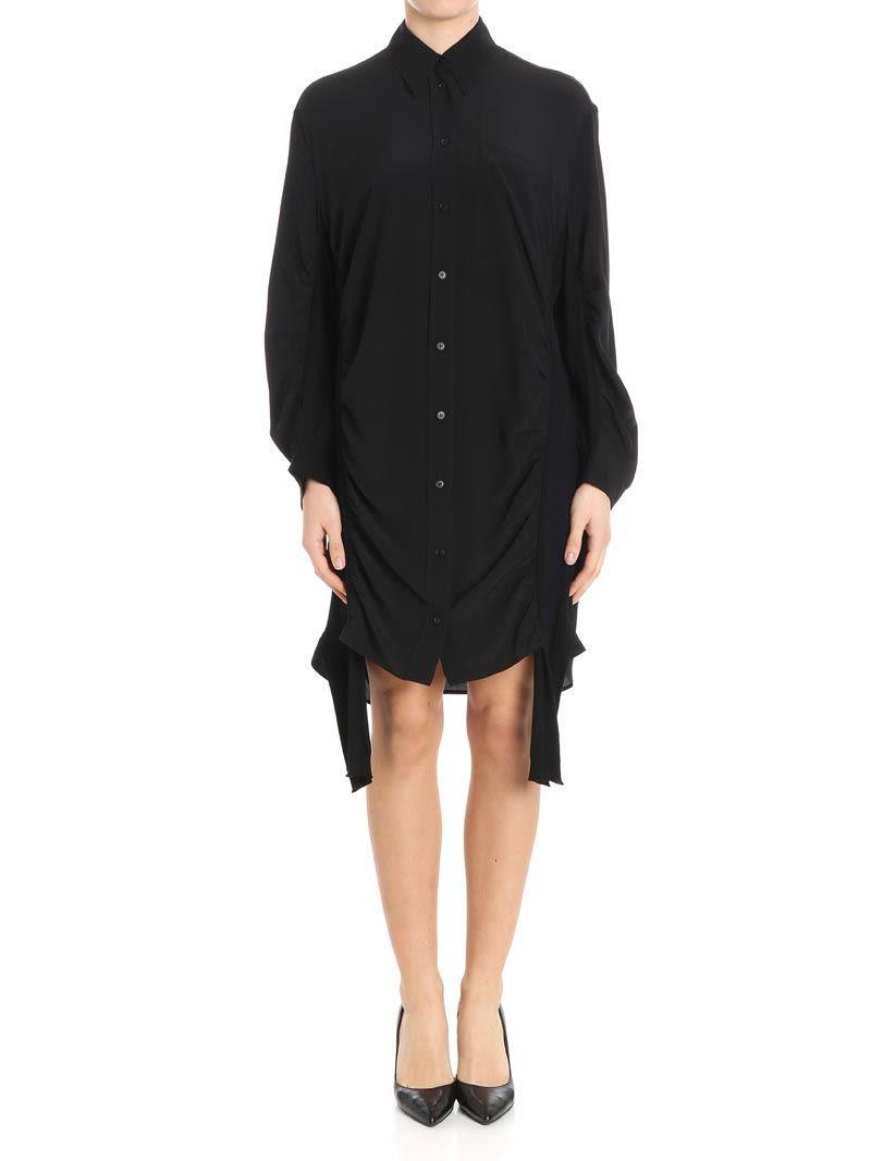 STELLA MCCARTNEY LONG SHIRT DRESS