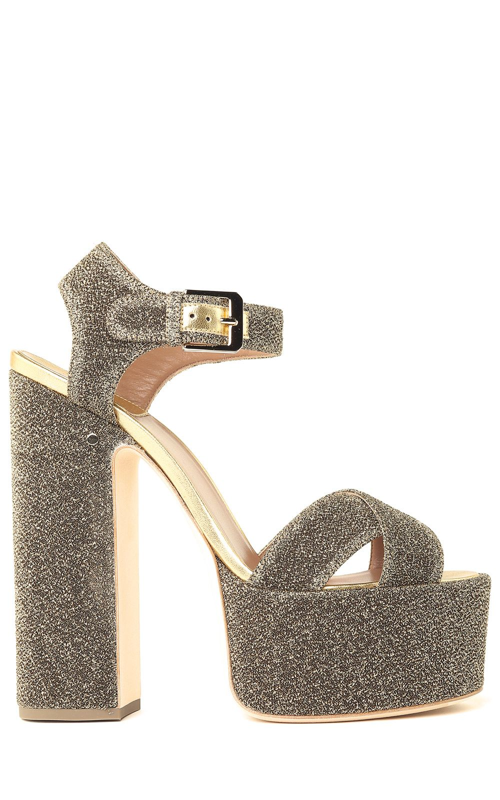 Laurence Dacade Rosella glittered sandals sale excellent 5t0gs5lR2
