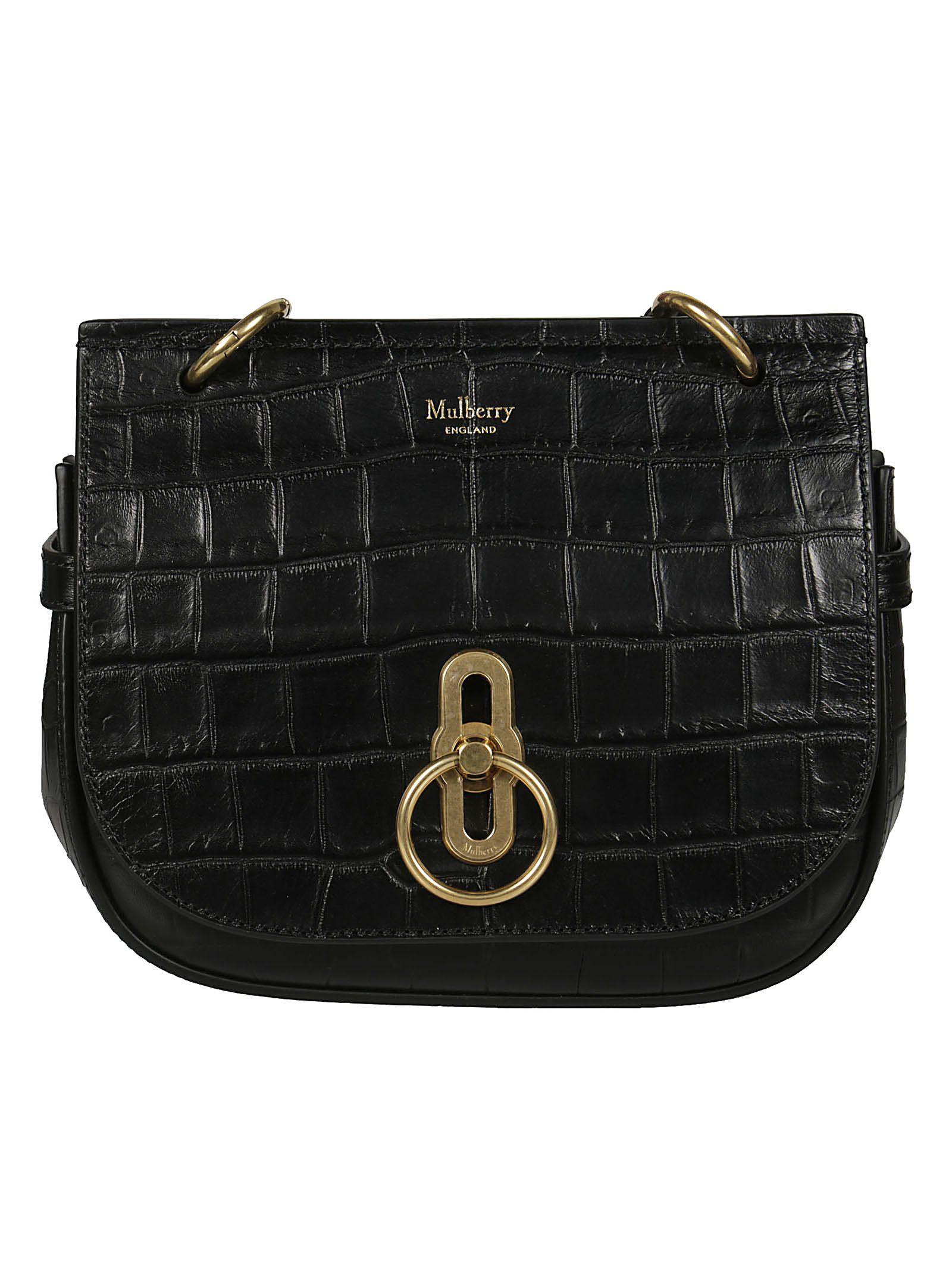 Amberley Shoulder Bag, Black