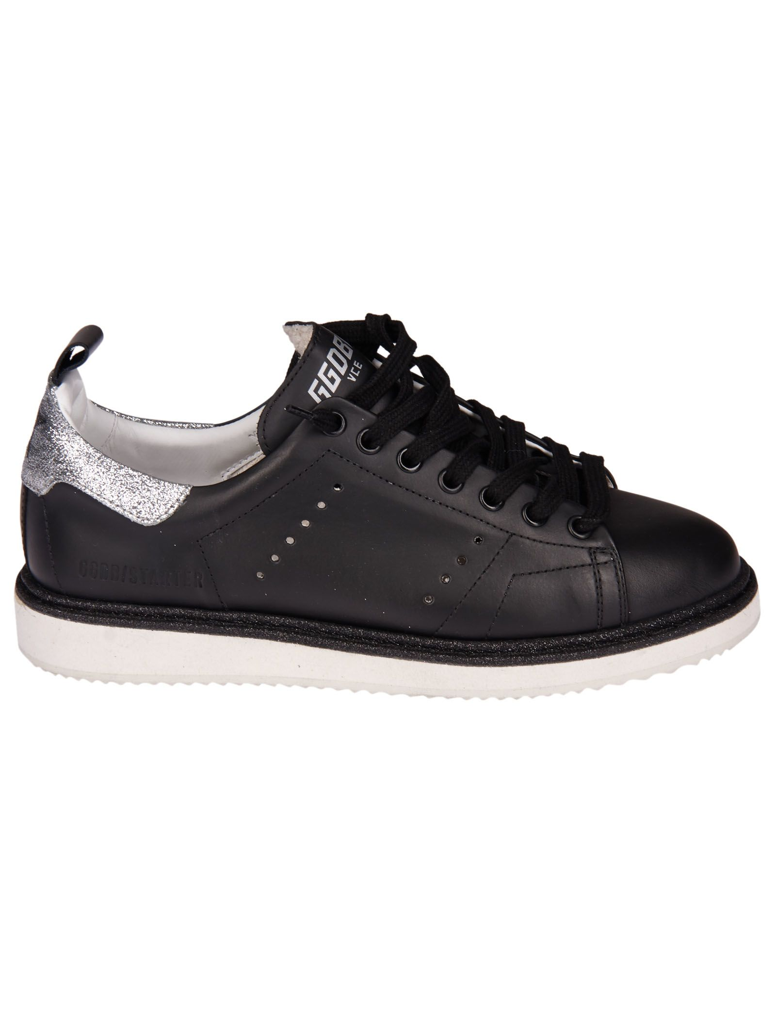 Starter Sneakers, Black