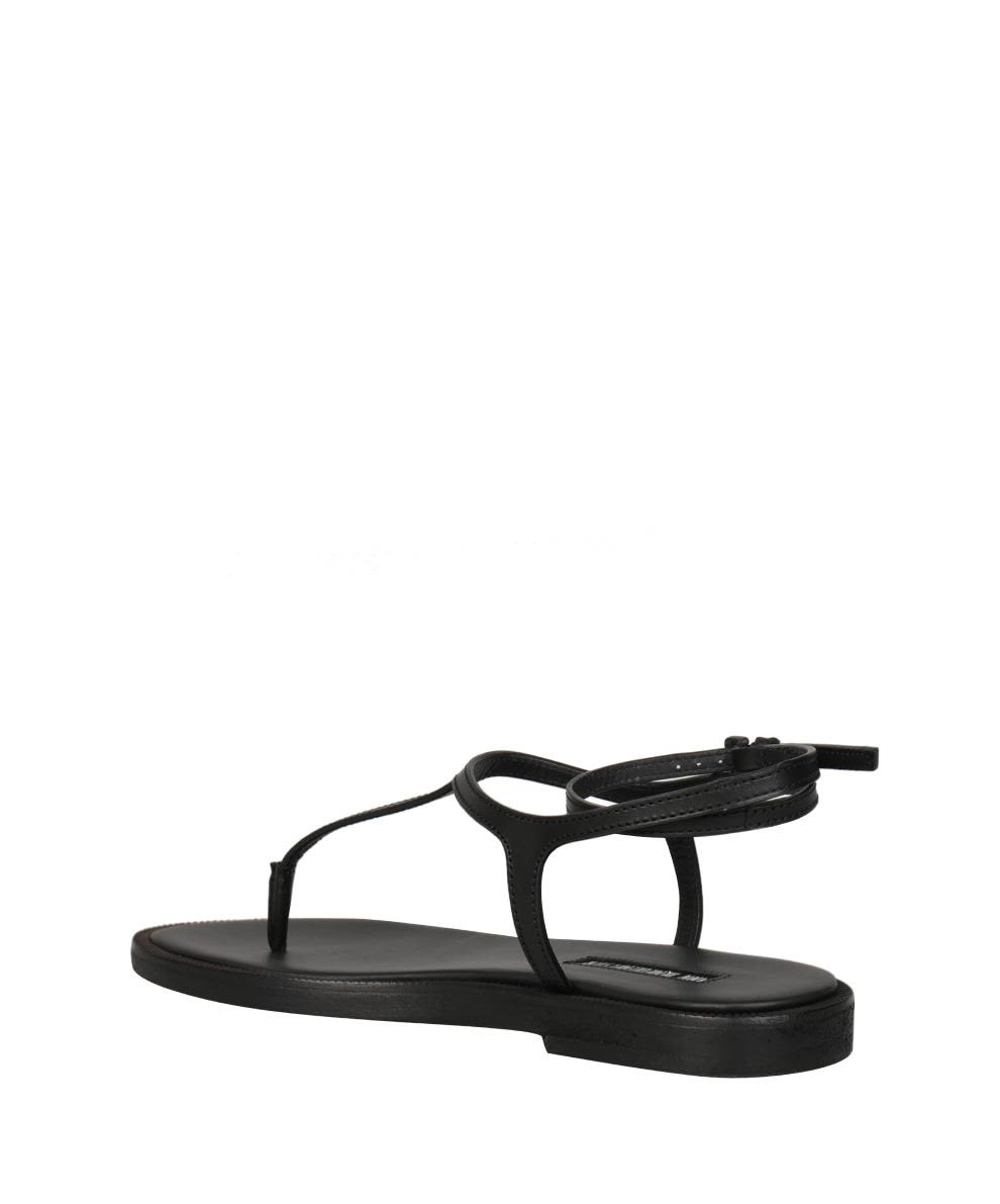 ANN DEMEULEMEESTER Leather Thong Sandals New Arrival Cheap Price Cheapest Cheap Online Cheap How Much Clearance Best Wholesale nzcffZUL0
