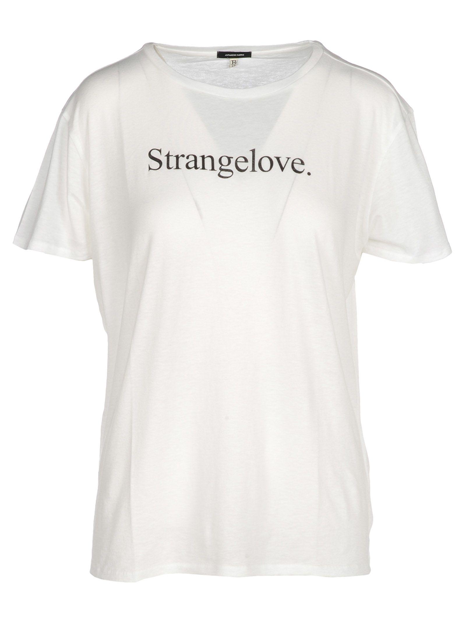 TSHIRT STRANGER LOVE