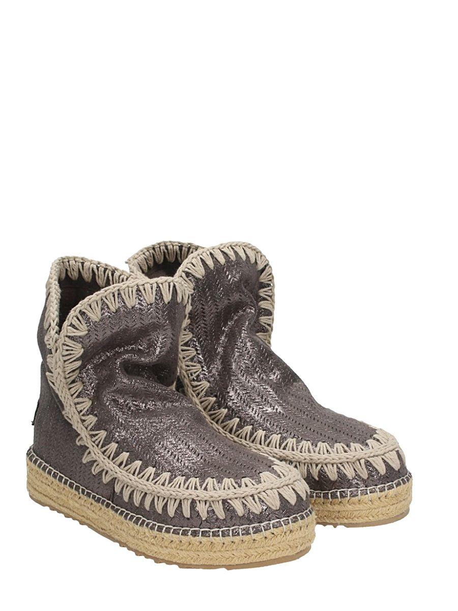 Cheap Deals How Much Cheap Online Mou Eskimo 18 Jute Boots Cheap Real Shop For Sale Outlet Cheap Authentic 8mXkUzN