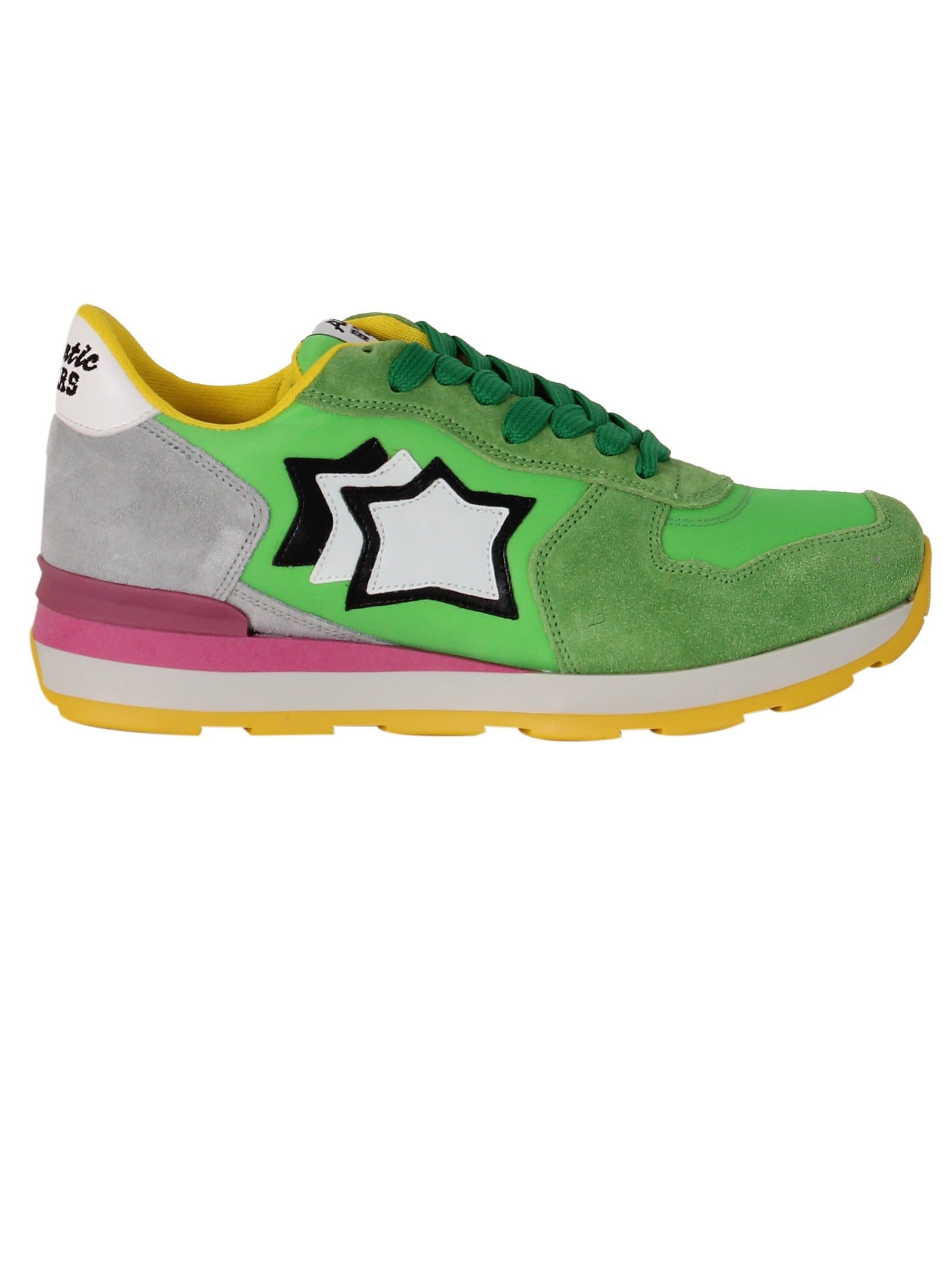 Vega sneakers - Green Atlantic Stars kHOn9U
