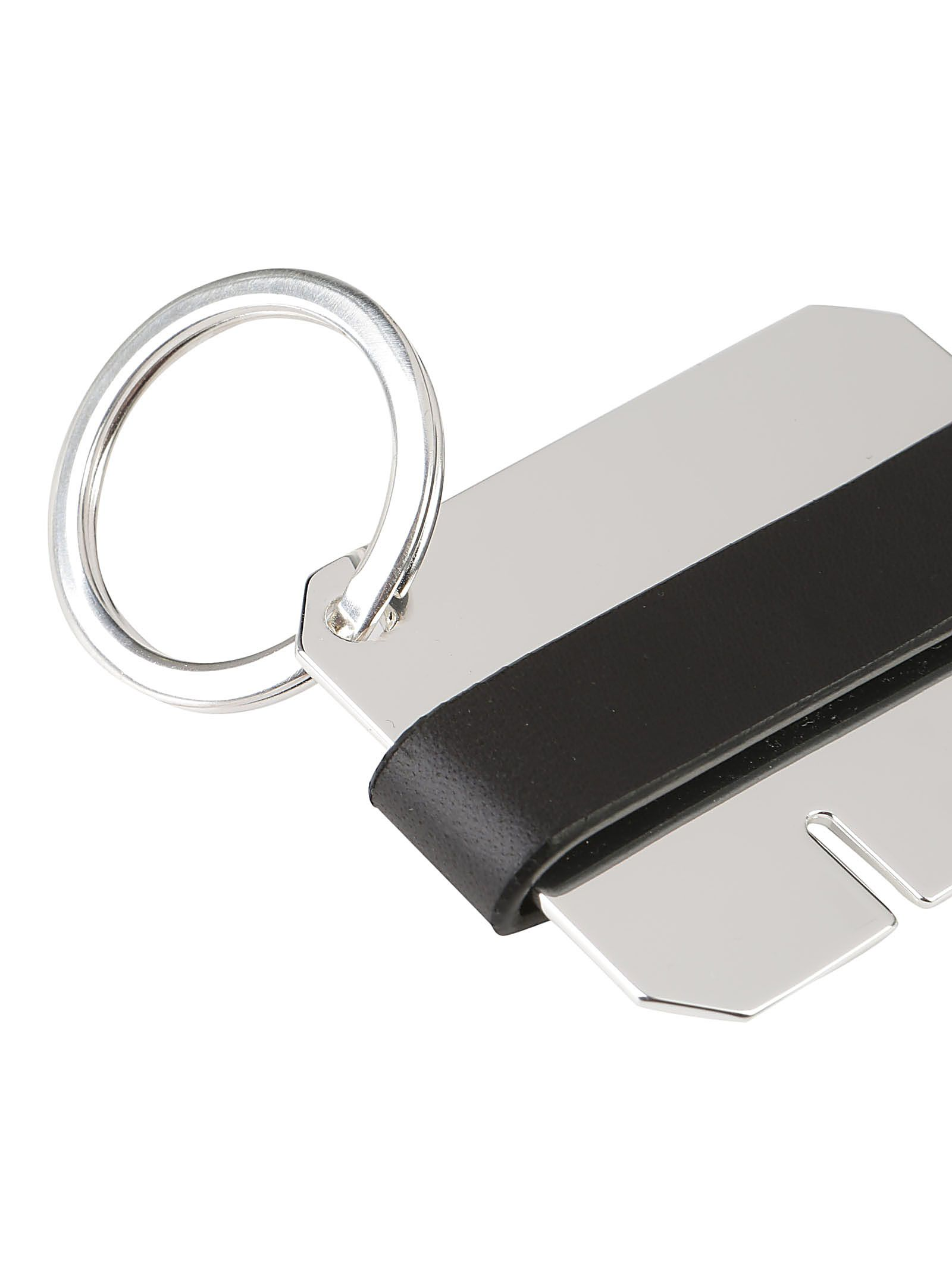Maison Martin Margiela Credit card metal key ring 51lyAf4LHj