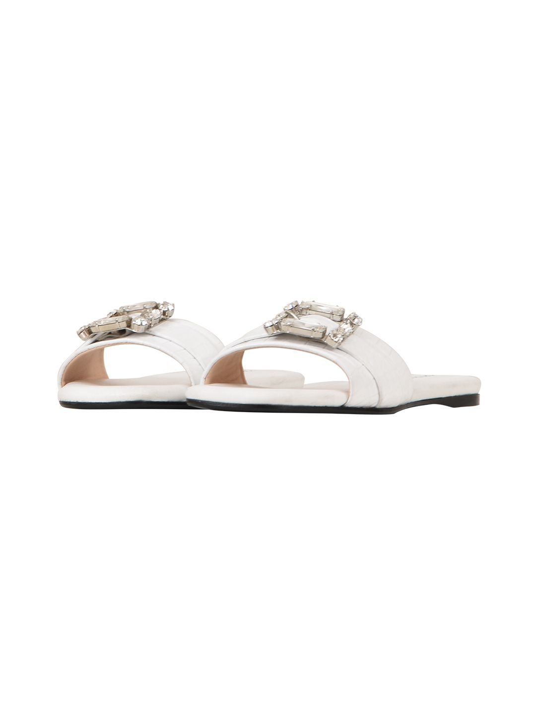 Buy Cheap Largest Supplier ANNA BAIGUERA Ave Crocco Mules Clearance Choice Outlet With Paypal Order Free Shipping Wiki eP0qxvCWgM