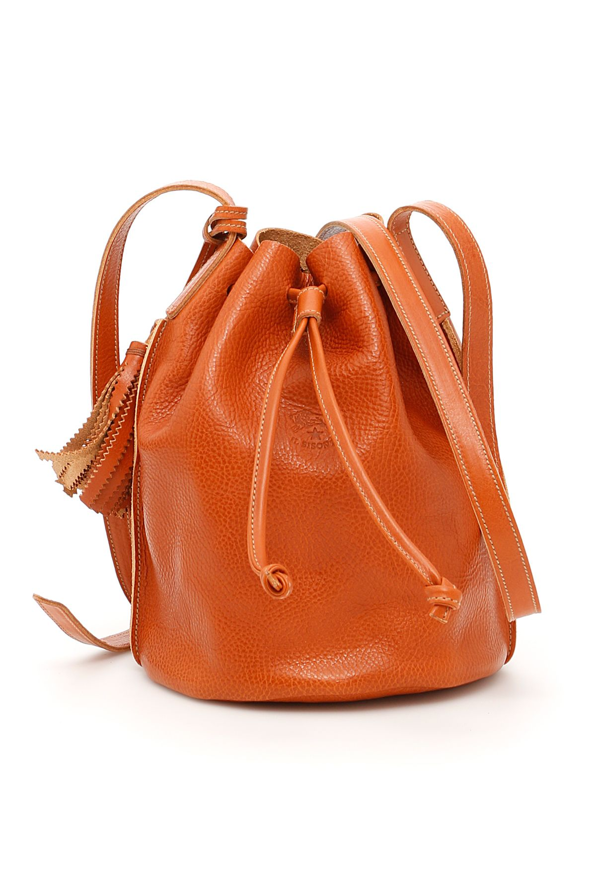STIBBERT BUCKET BAG