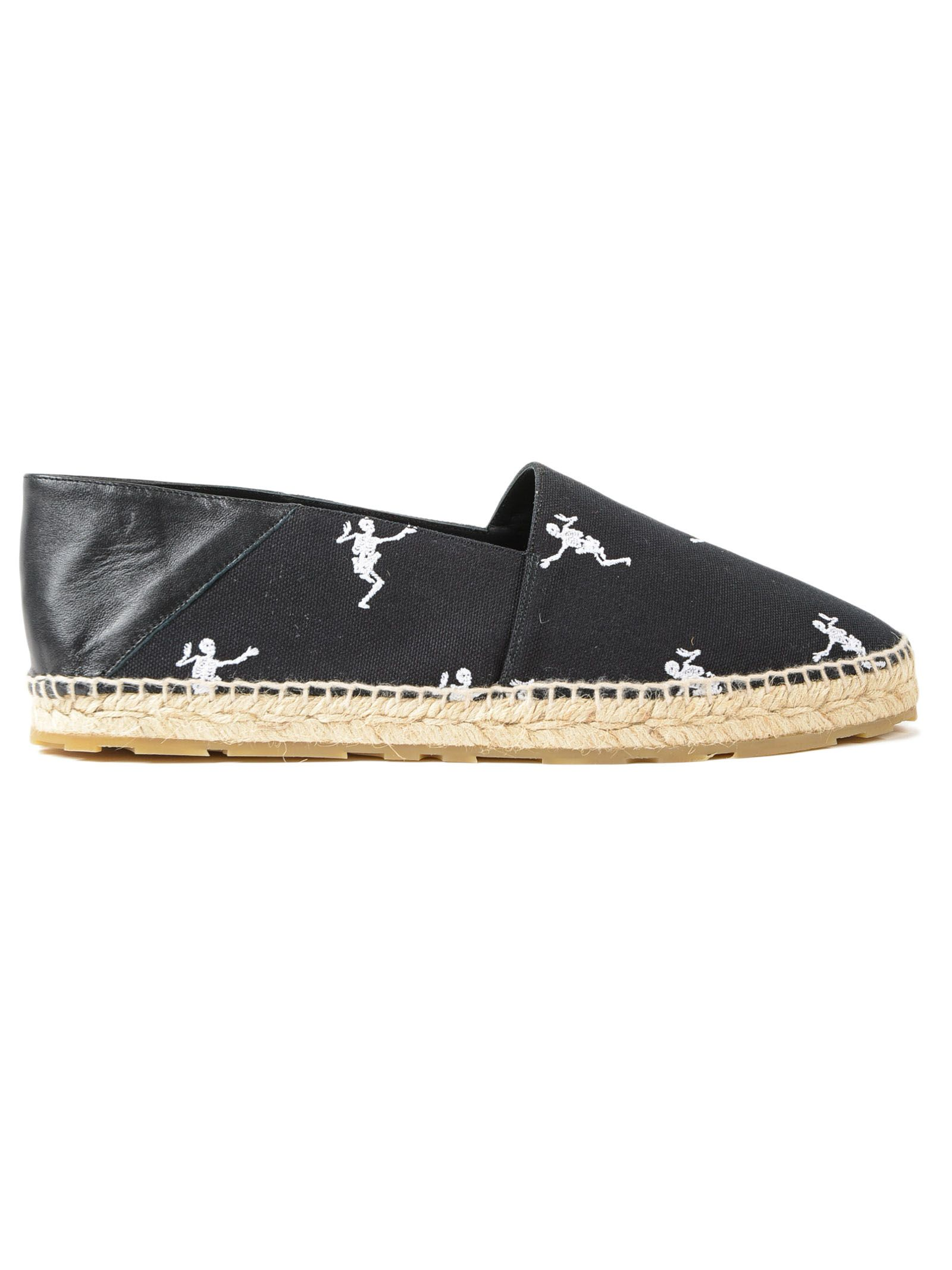 dancing skeleton loafers - Black Alexander McQueen Affordable Buy Cheap Pick A Best Cheap 2018 Unisex Affordable Free Shipping Websites WOJ2jsM