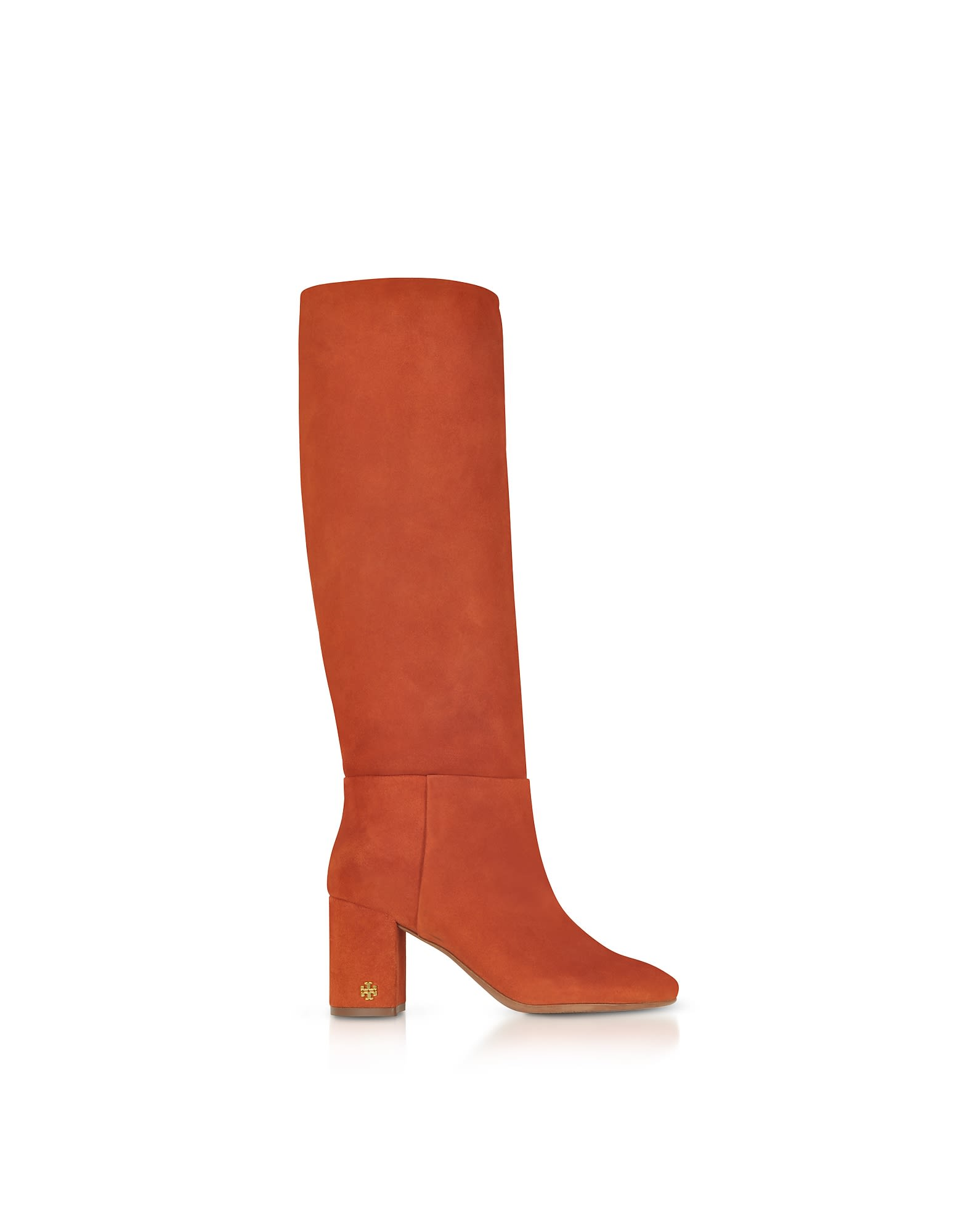 BROOKE DESERT SUEDE SPICE SLOUCHY BOOTS