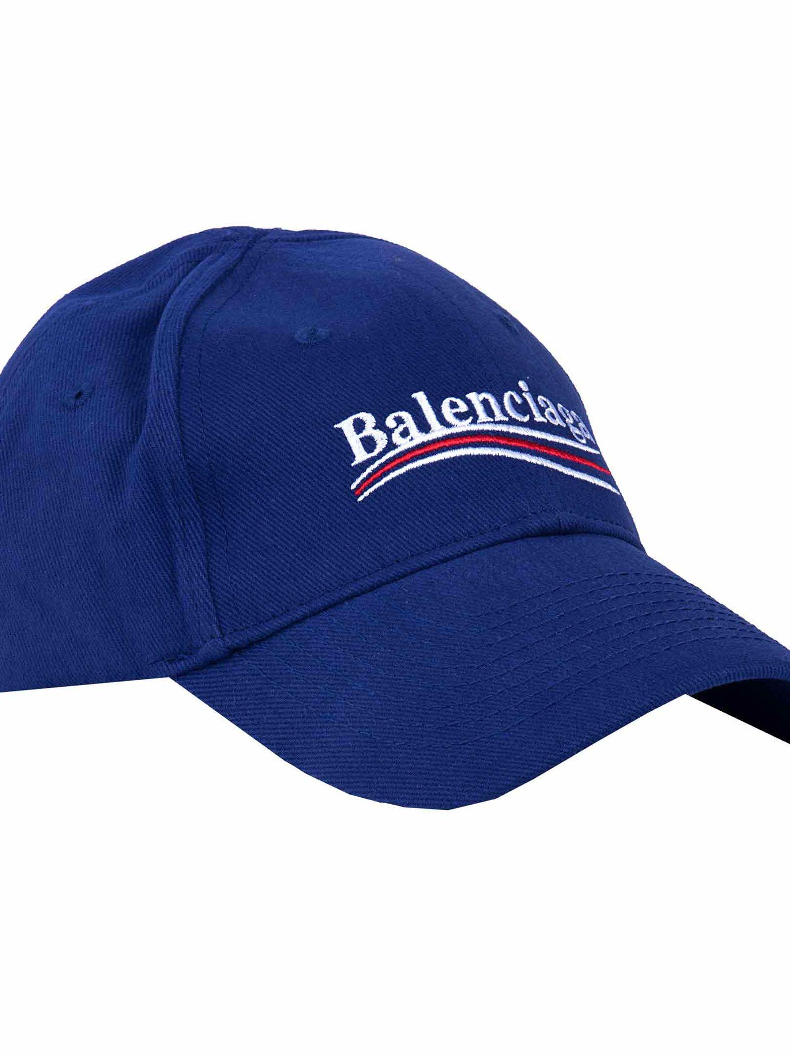 balenciaga -  New Political Logo Cap