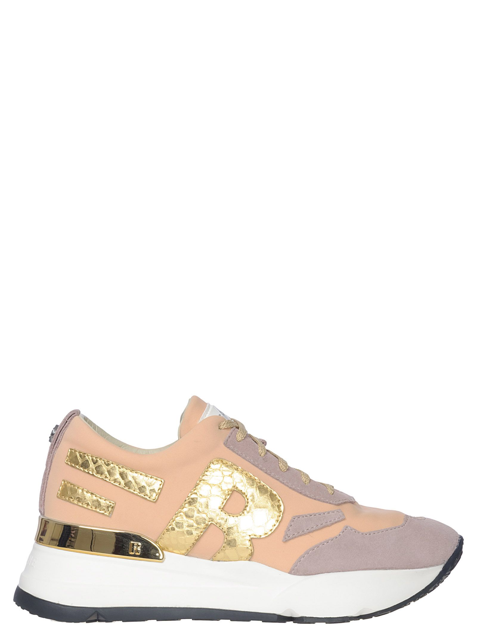 RUCOLINE Rucoline Sneakers Melog in Nude