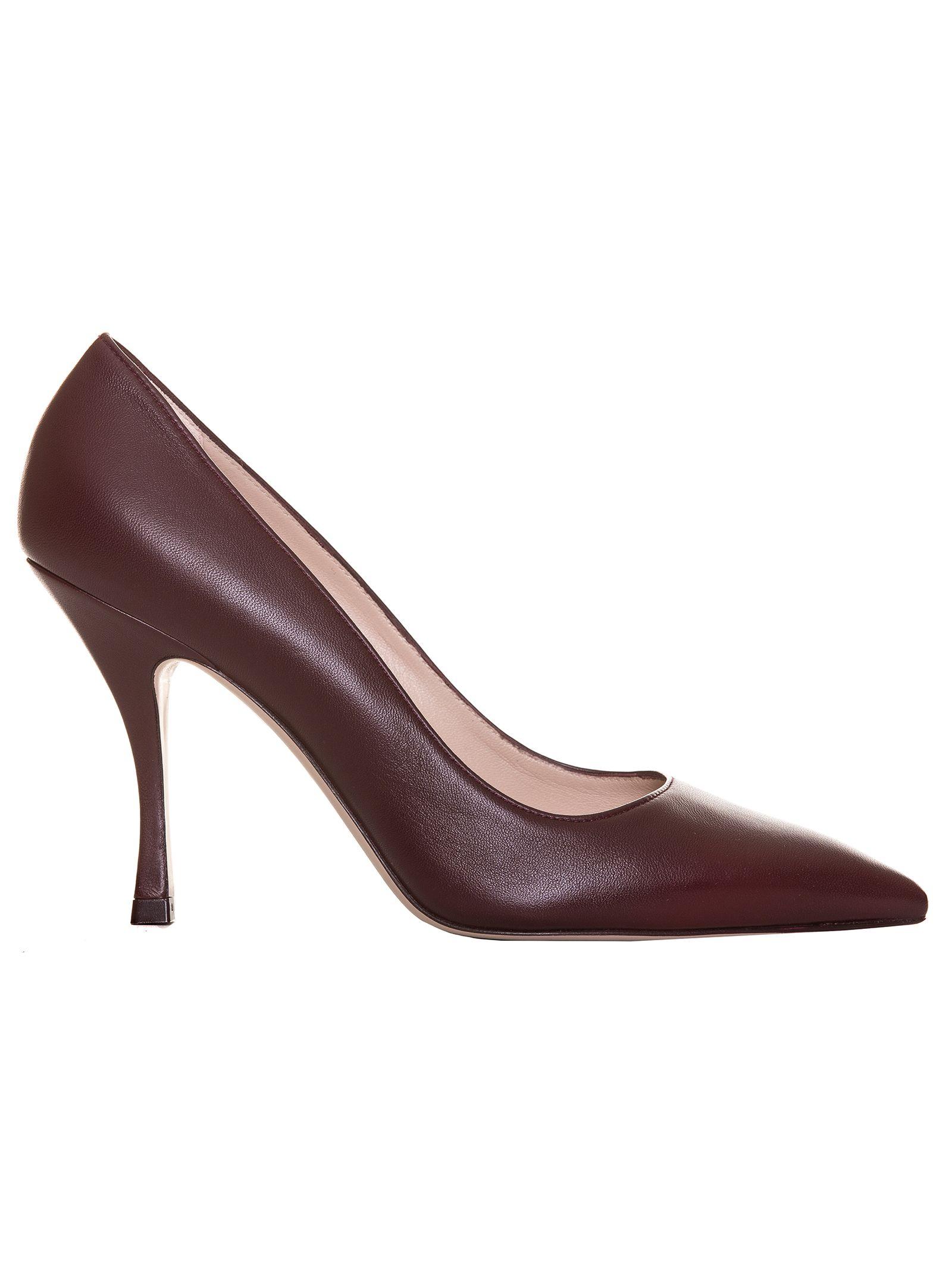 Stuart Weitzman Tippi Pointed Toe Pumps