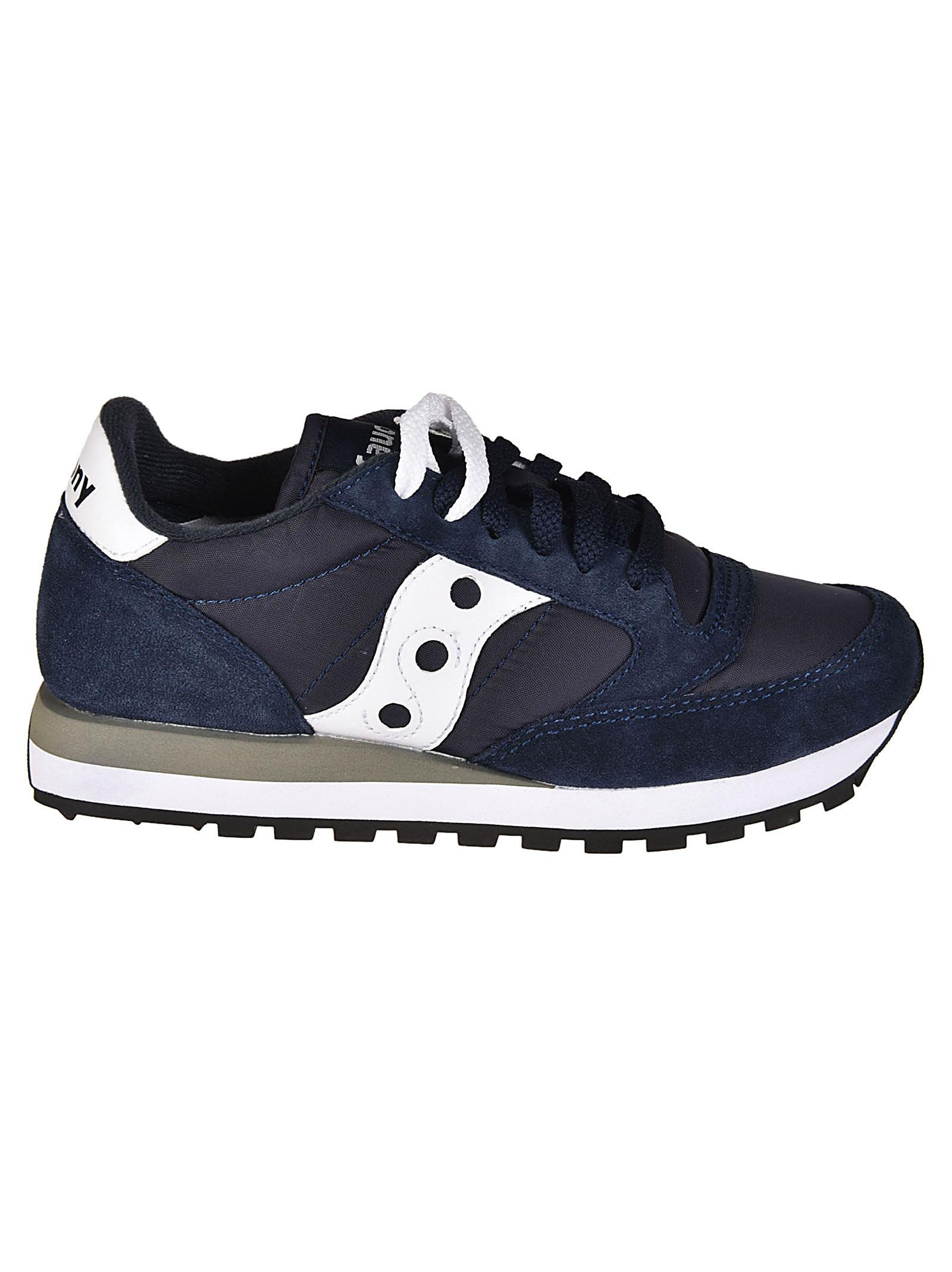 Saucony ORIGINALS JAZZ O' NAVY BLUE/WHITE