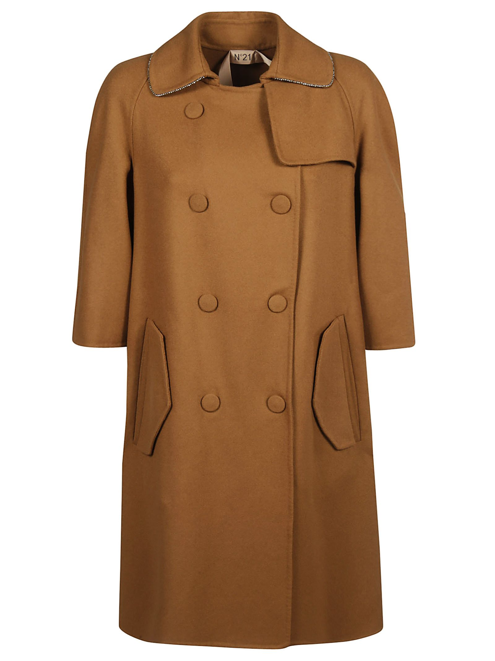 N.21 Loose Fitted Coat
