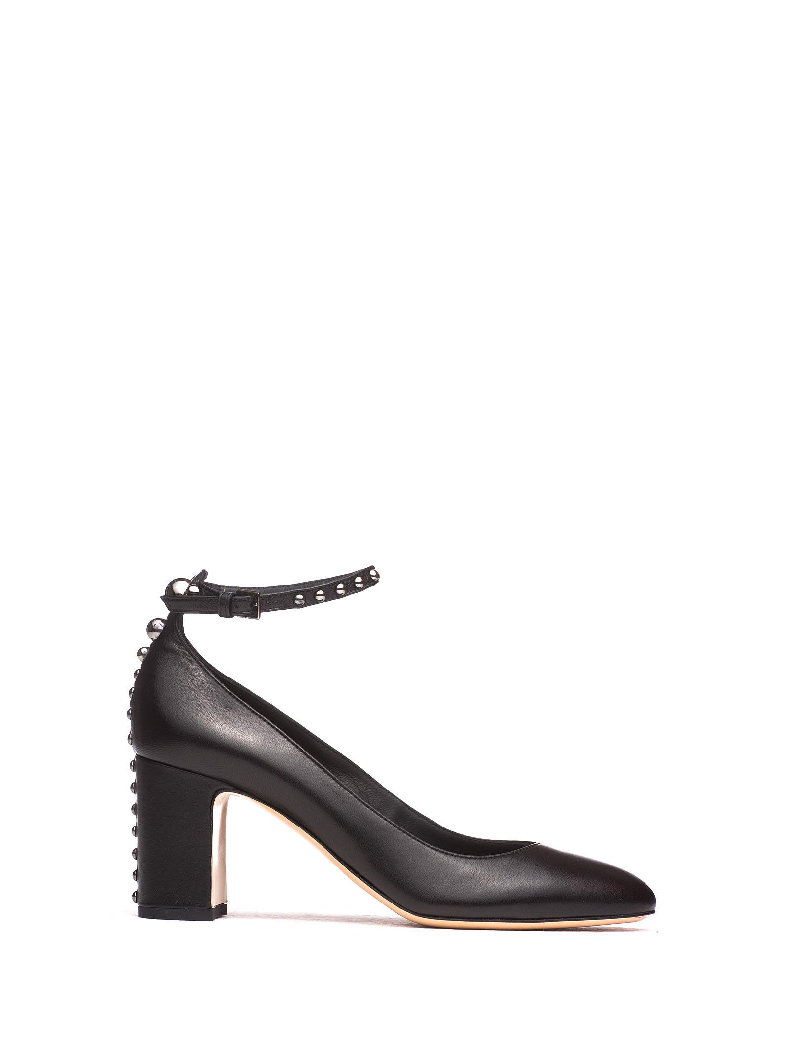 NINALILOU Pumps With Studs in Nero