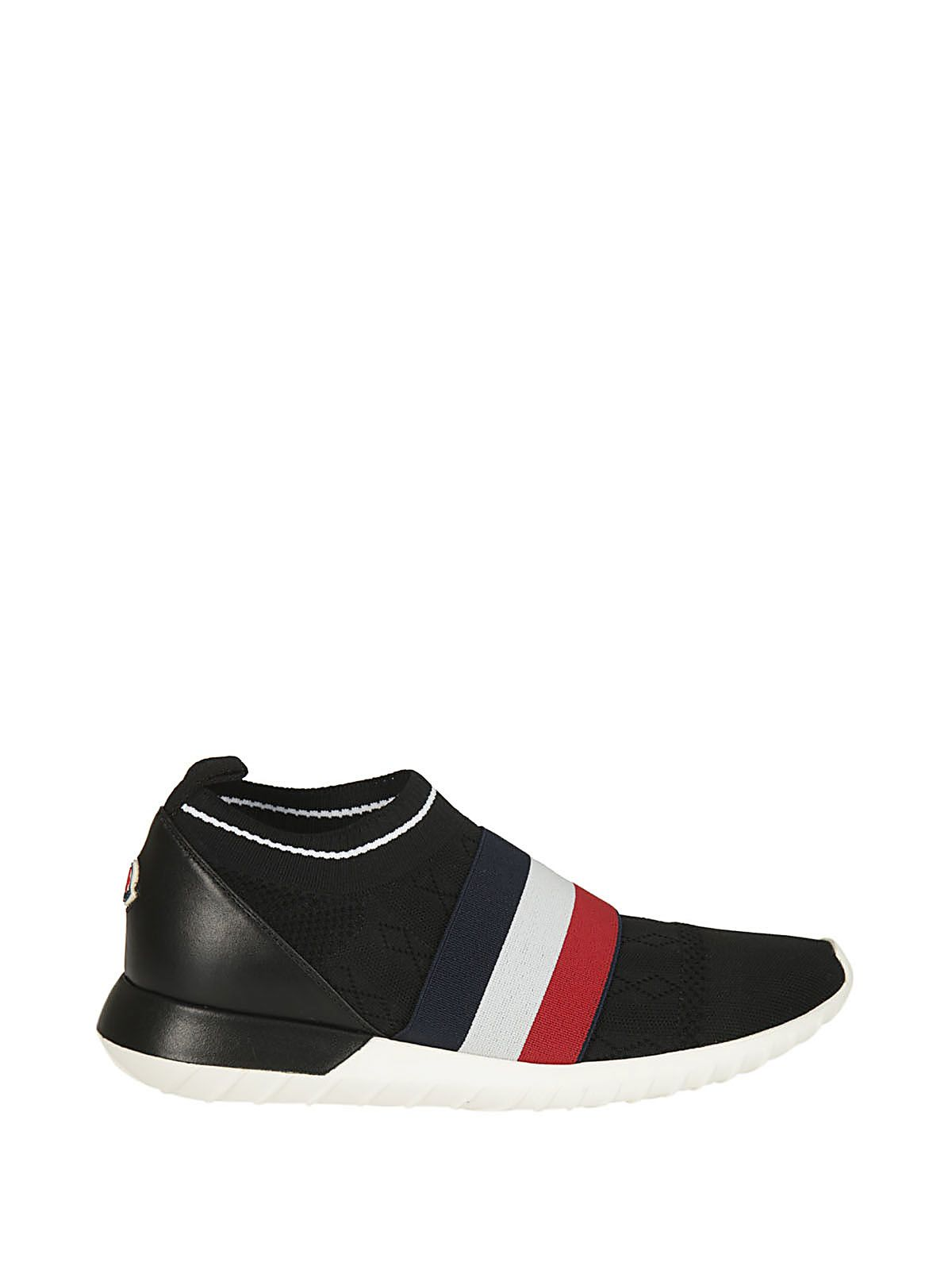 logo slip-on sneakers - Black Moncler xqxm1