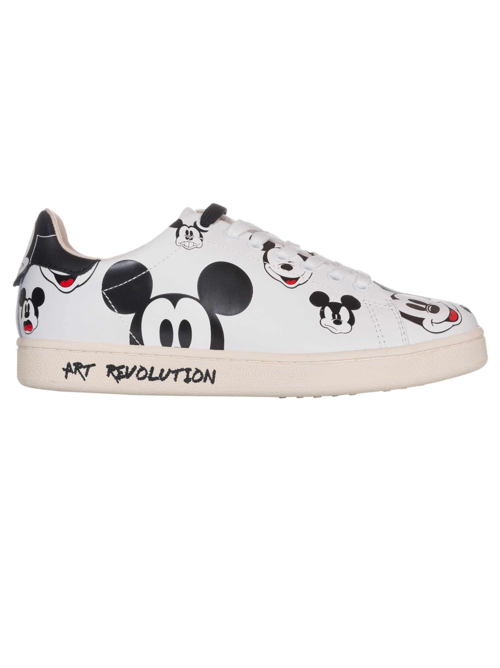 M.o.a. Master Of Arts MASTER OF ARTS MICKEY MOUSE SNEAKERS