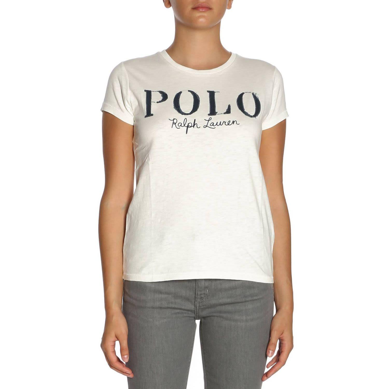 T-shirt T-shirt Women Polo Ralph Lauren