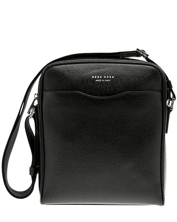 Hugo Boss Leather Crossbody