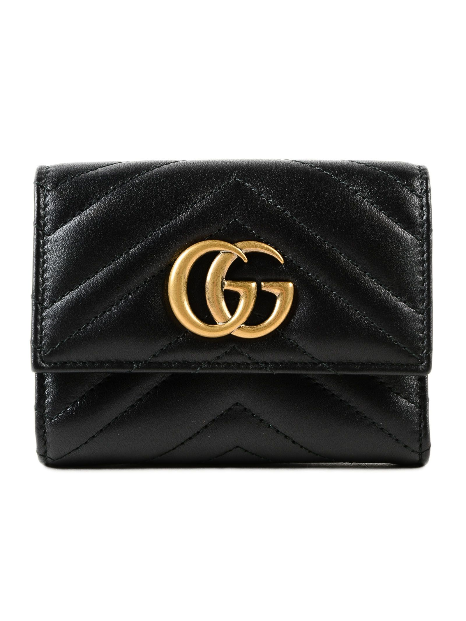 GG MARMONT 2.0 SMALL WALLET