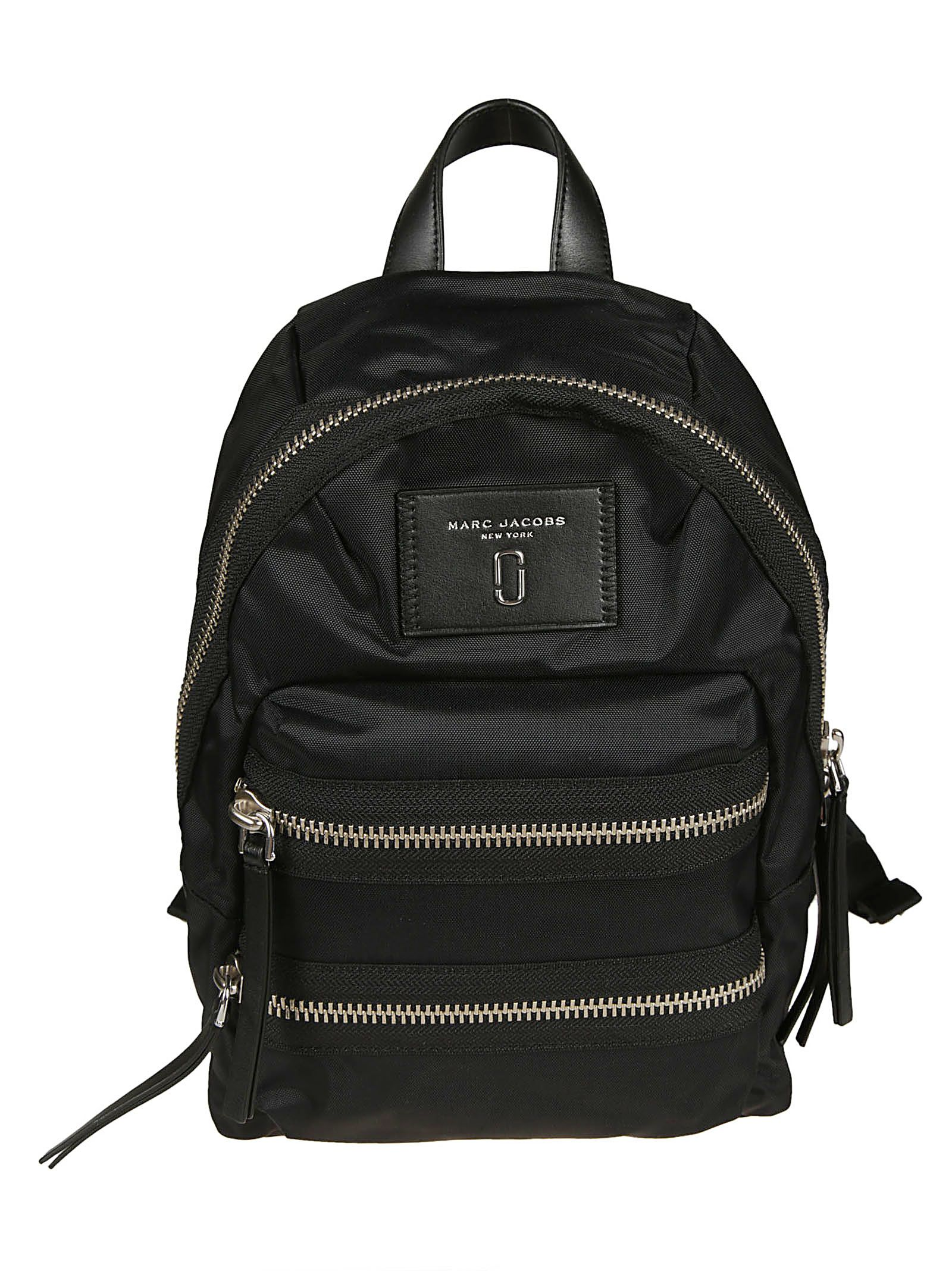 Biker Mini Backpack, Black