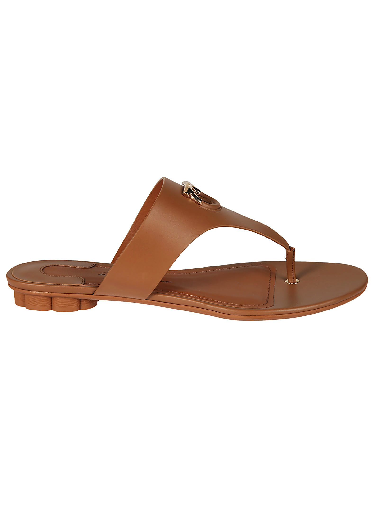 Online Cheapest  Quality From China Cheap Salvatore Ferragamo Nfola leather sandals Genuine Cheap Online Discount New Styles Mq6BWZypc