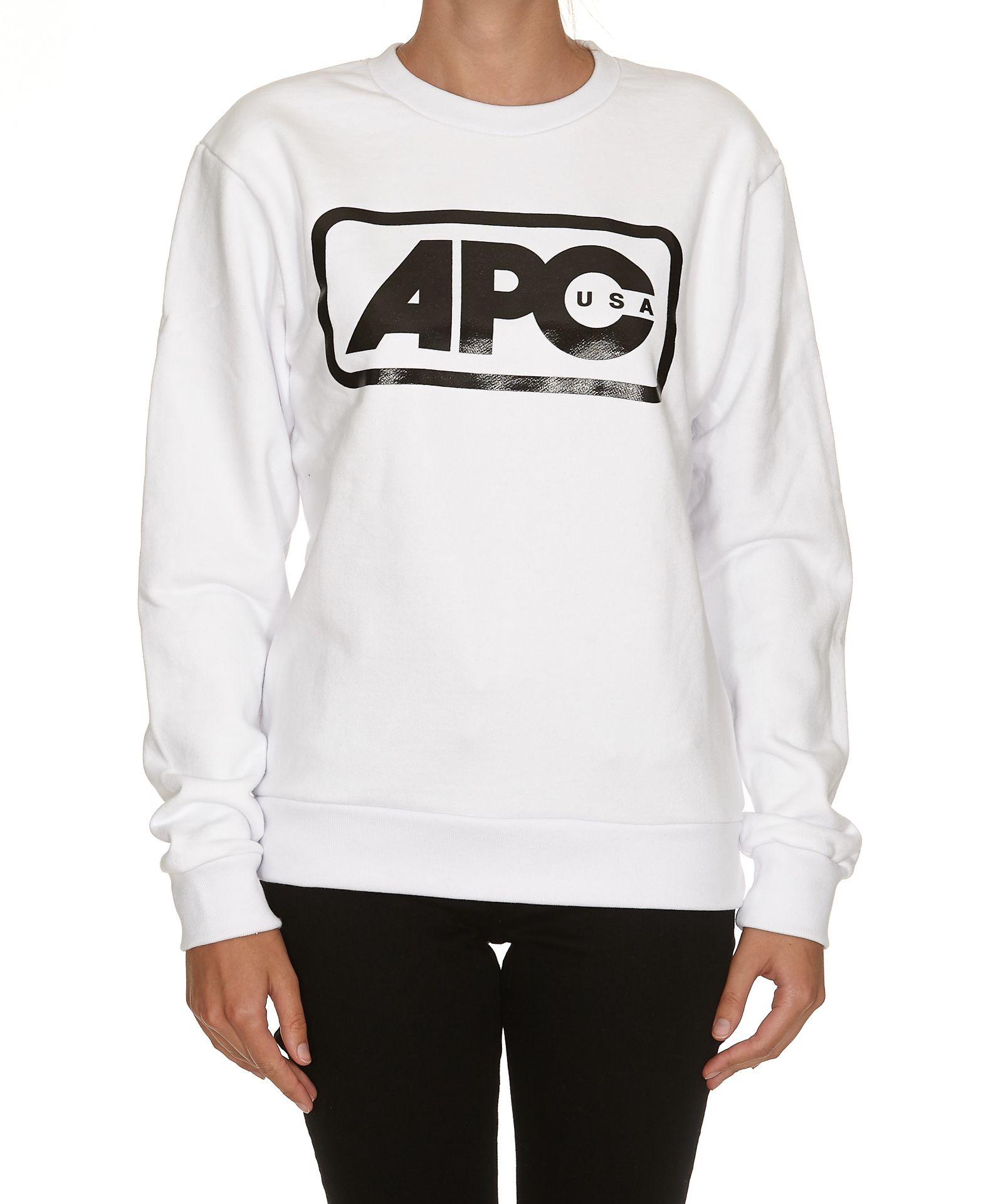 A.p.c. Tops A.P.C. BERNARDETTE SWEATSHIRT