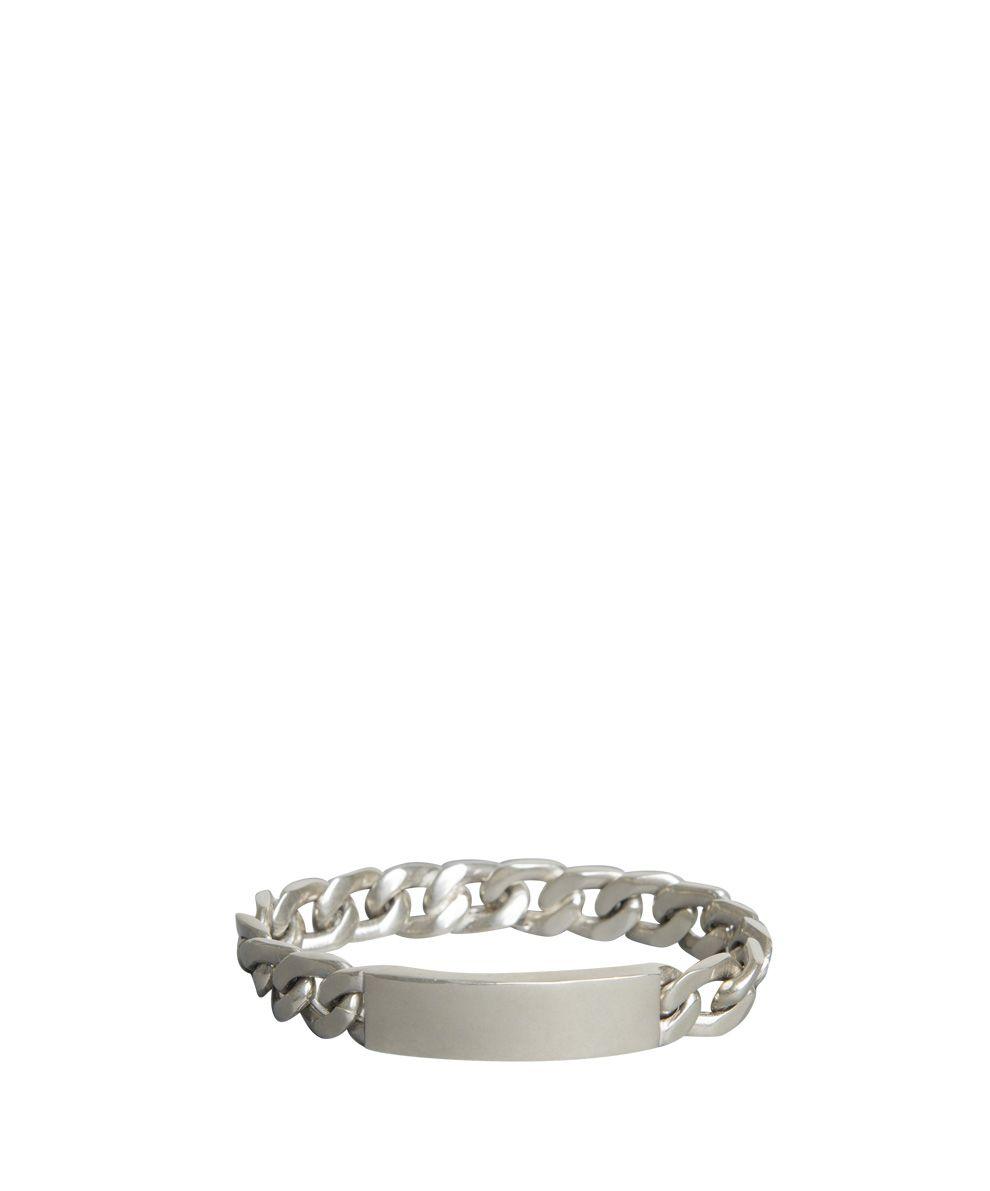 Silver Chain Bracelet, Argento